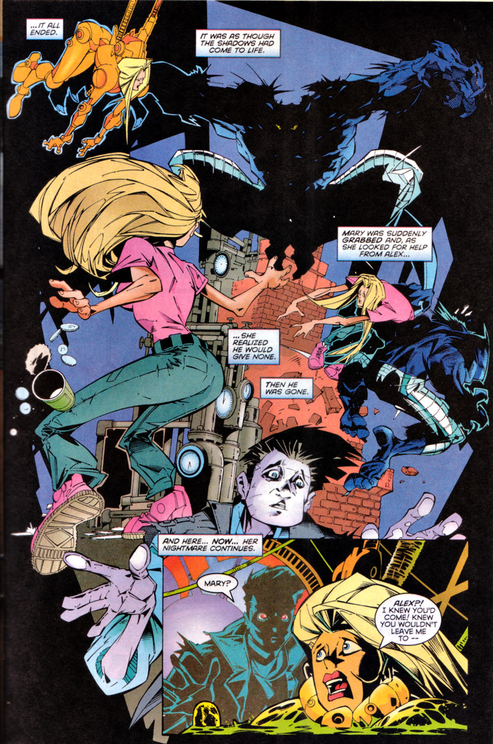 Read online X-Factor (1986) comic -  Issue #144 - 6