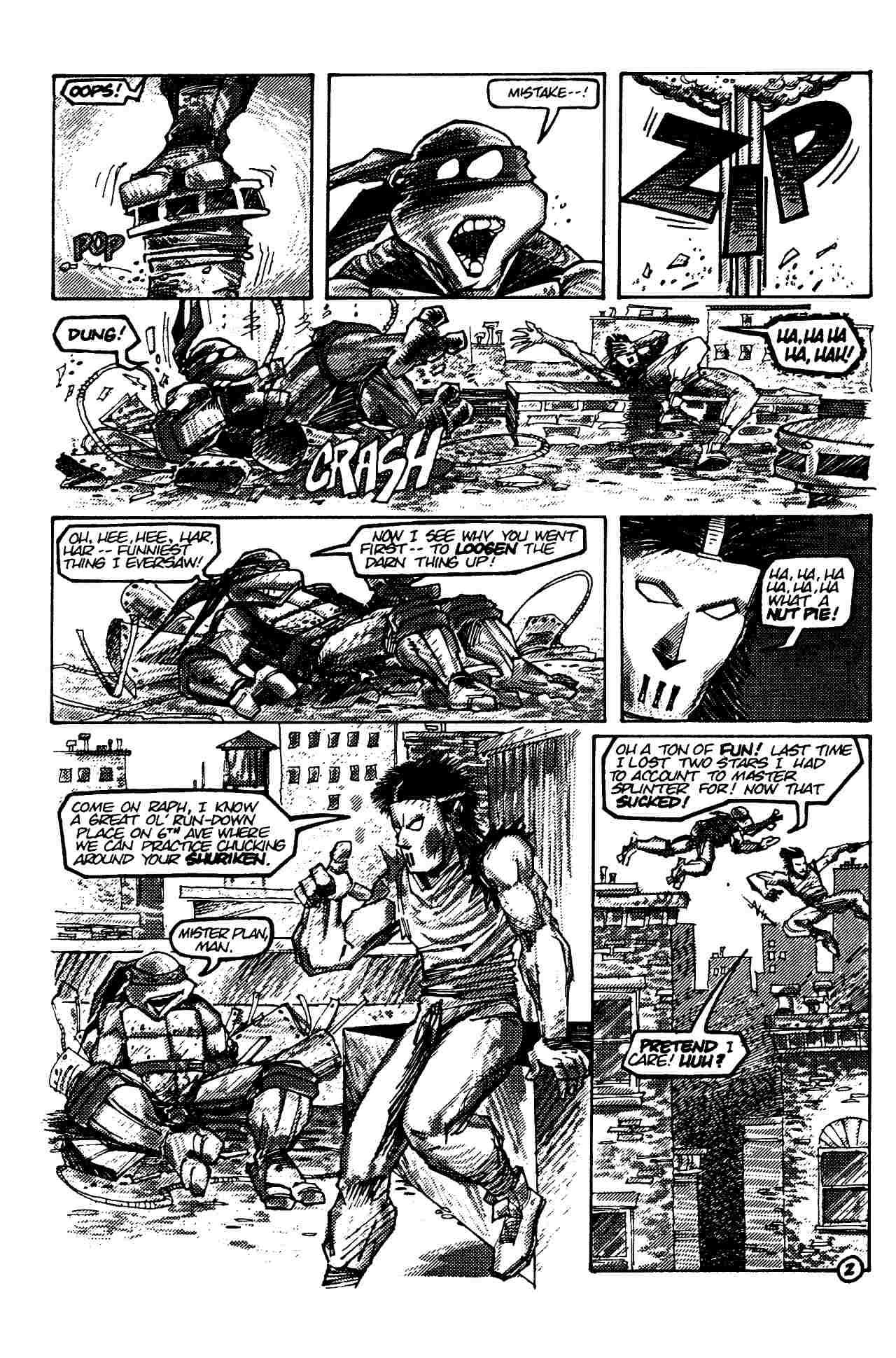 Read online Shell Shock comic -  Issue # Full - 188