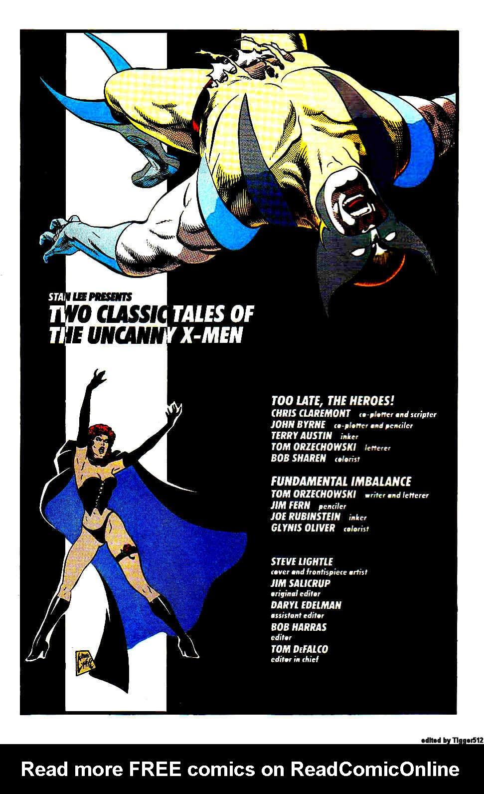 Classic X-Men 40 Page 2