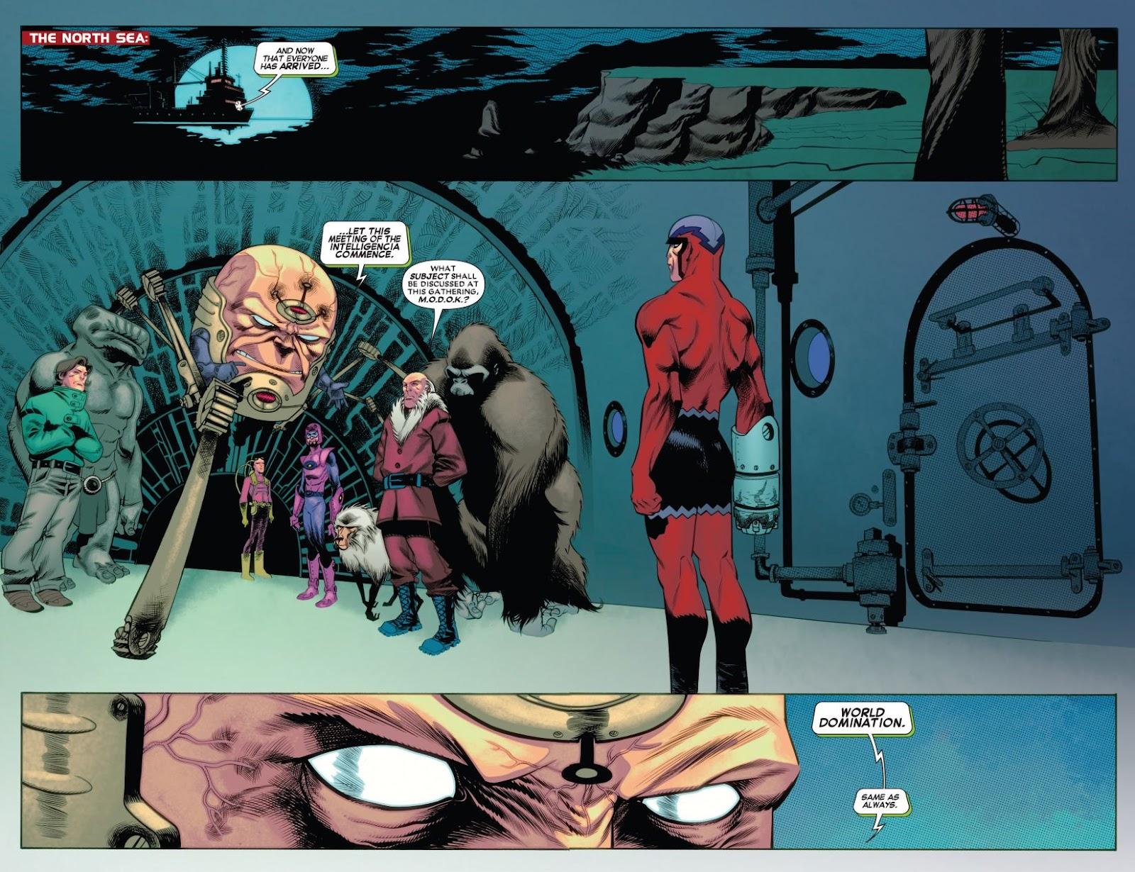 Read online Deadpool (2008) comic -  Issue #55 - 7