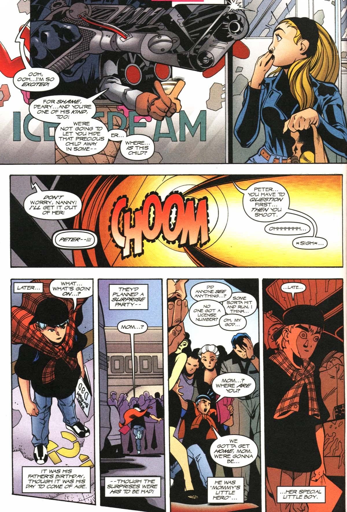 Read online Slingers comic -  Issue #9 - 6