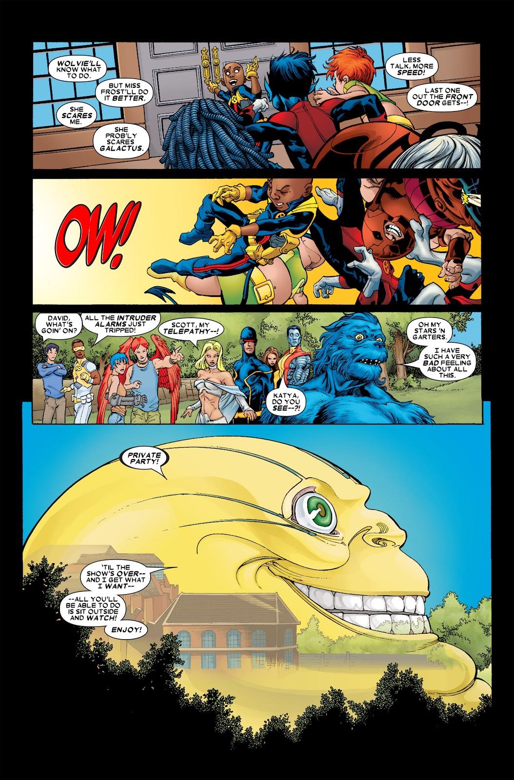 Uncanny X-Men (1963) issue 461 - Page 10