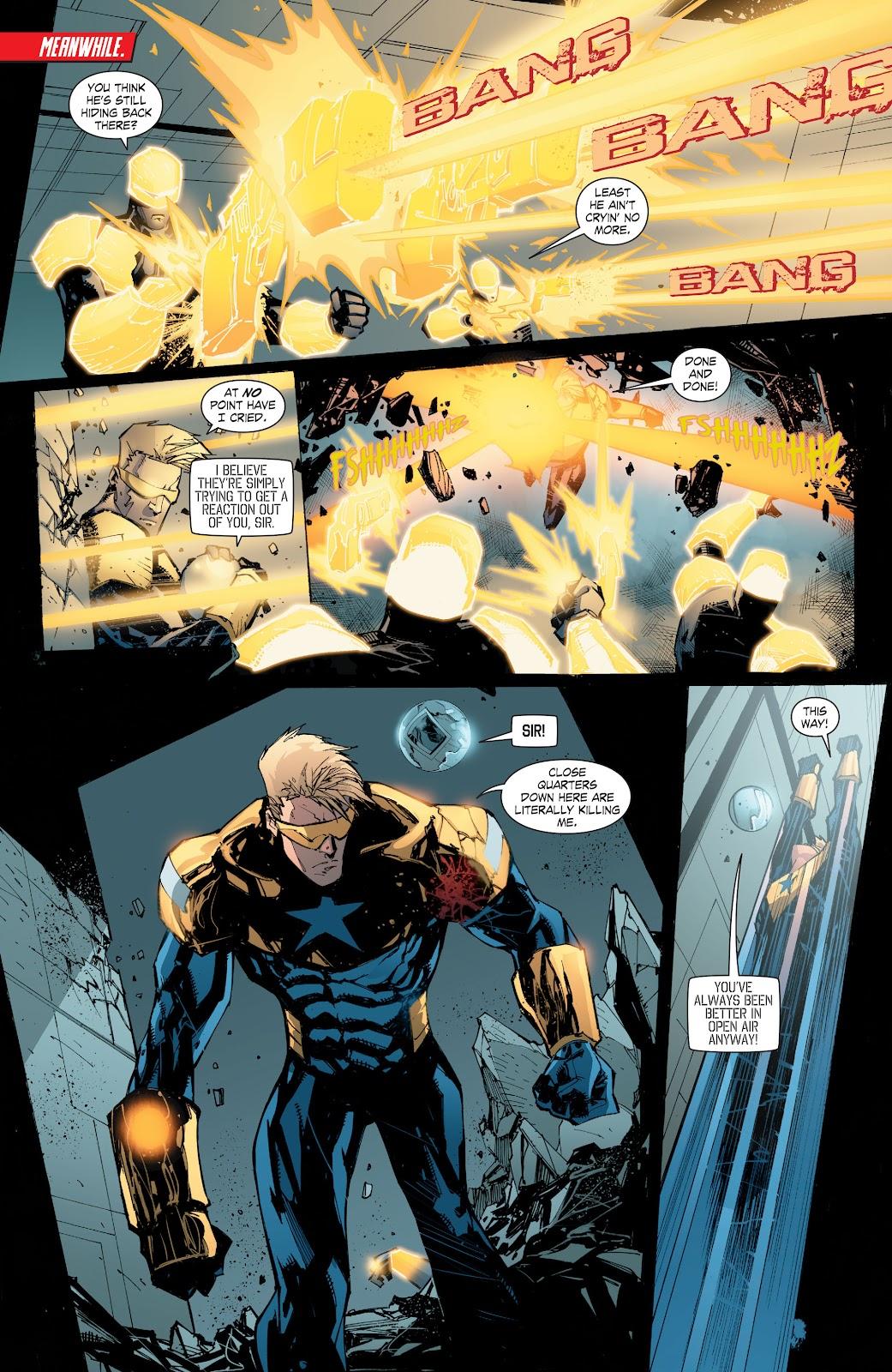 Read online Smallville Season 11 [II] comic -  Issue # TPB 8 - 103