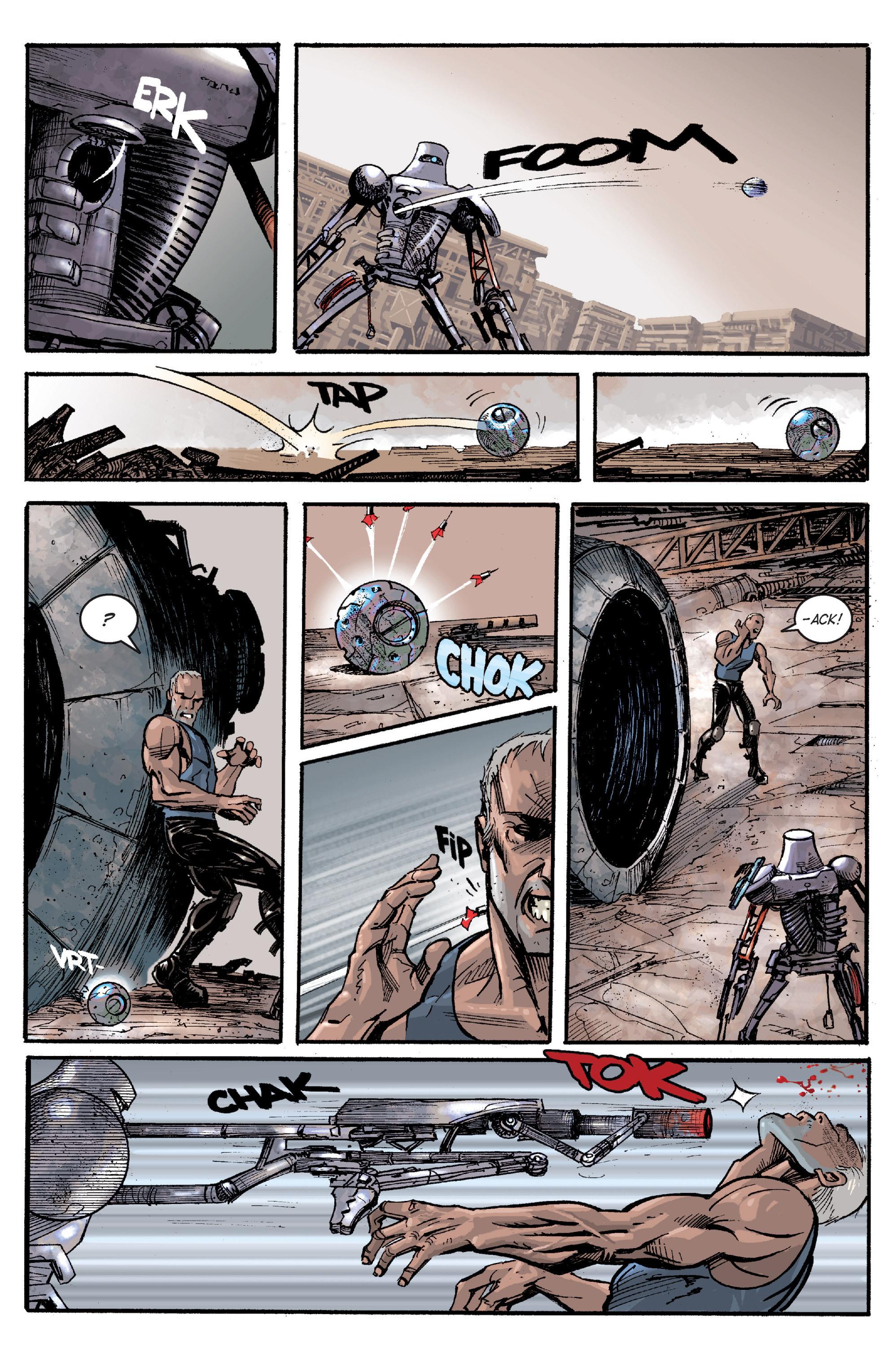 Read online Planetoid comic -  Issue # TPB - 116