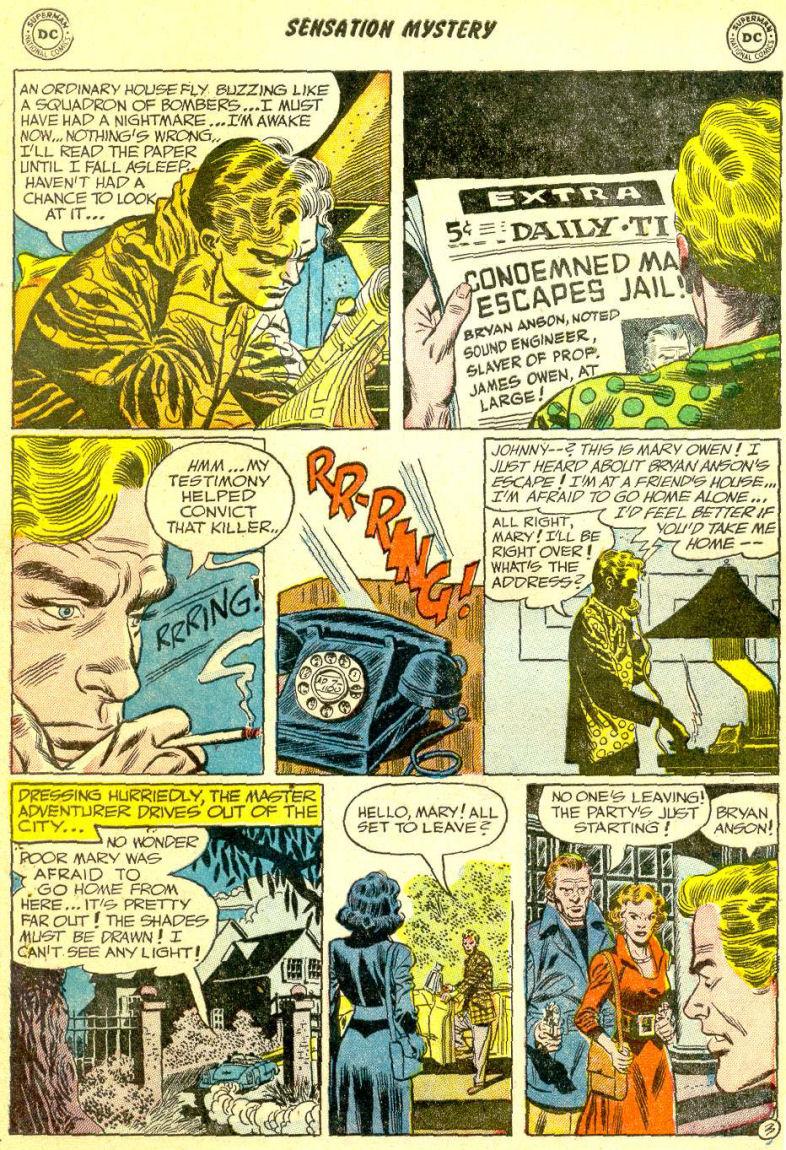 Read online Sensation (Mystery) Comics comic -  Issue #111 - 29