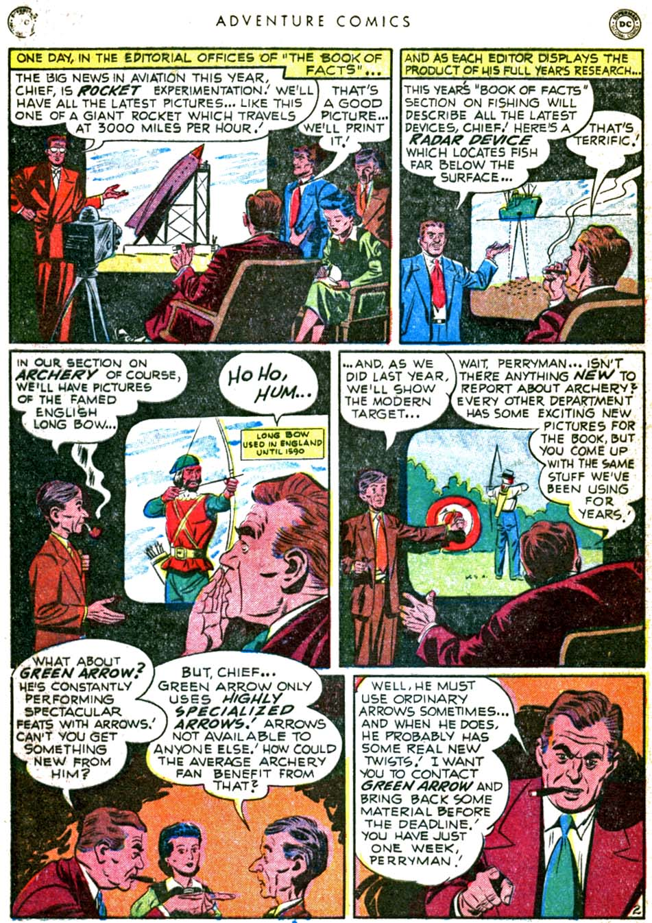 Read online Adventure Comics (1938) comic -  Issue #160 - 40