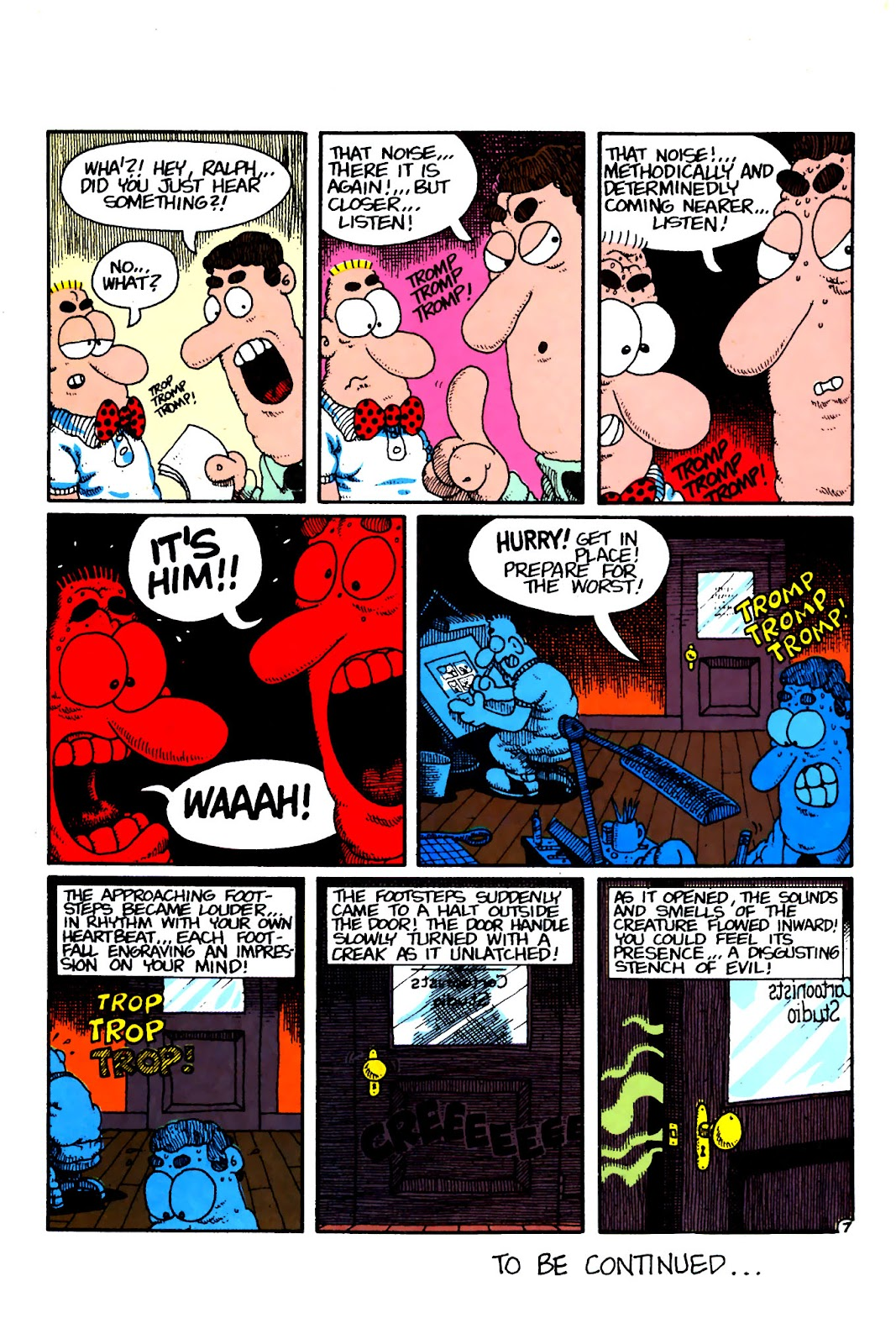 Ralph Snart Adventures (1988) issue 16 - Page 31