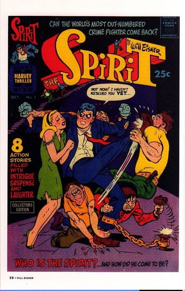 Read online Will Eisner's The Spirit Archives comic -  Issue # TPB 26 (Part 1) - 33