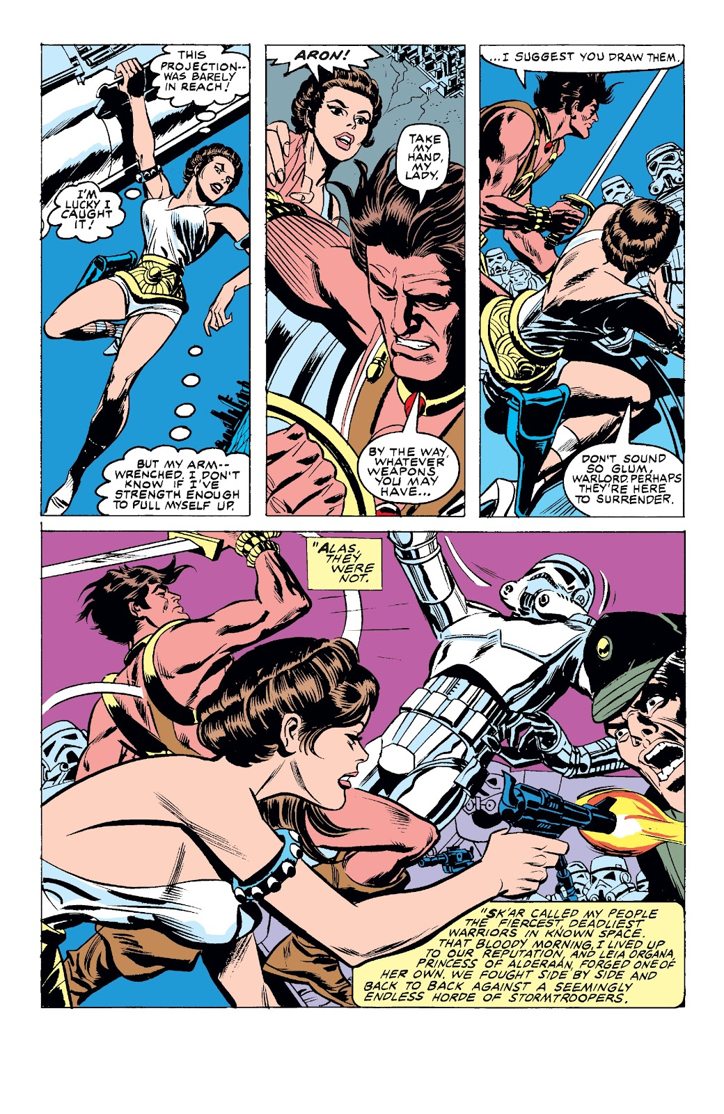 Read online Star Wars Legends: The Original Marvel Years - Epic Collection comic -  Issue # TPB 3 (Part 4) - 43