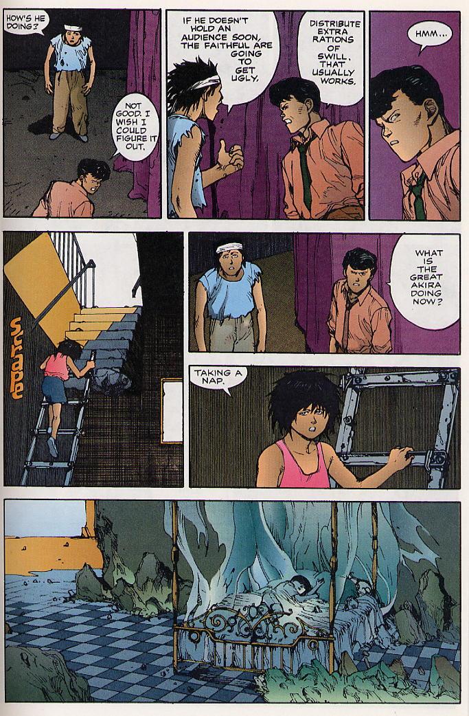 Read online Akira comic -  Issue #19 - 48