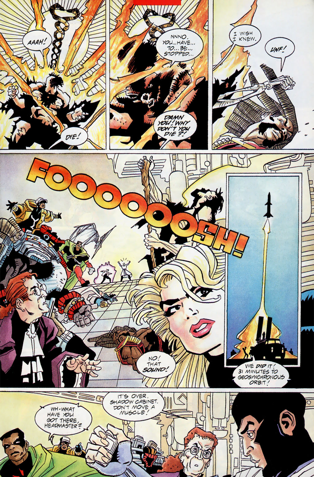 Read online Shadow Cabinet comic -  Issue #0 - 32