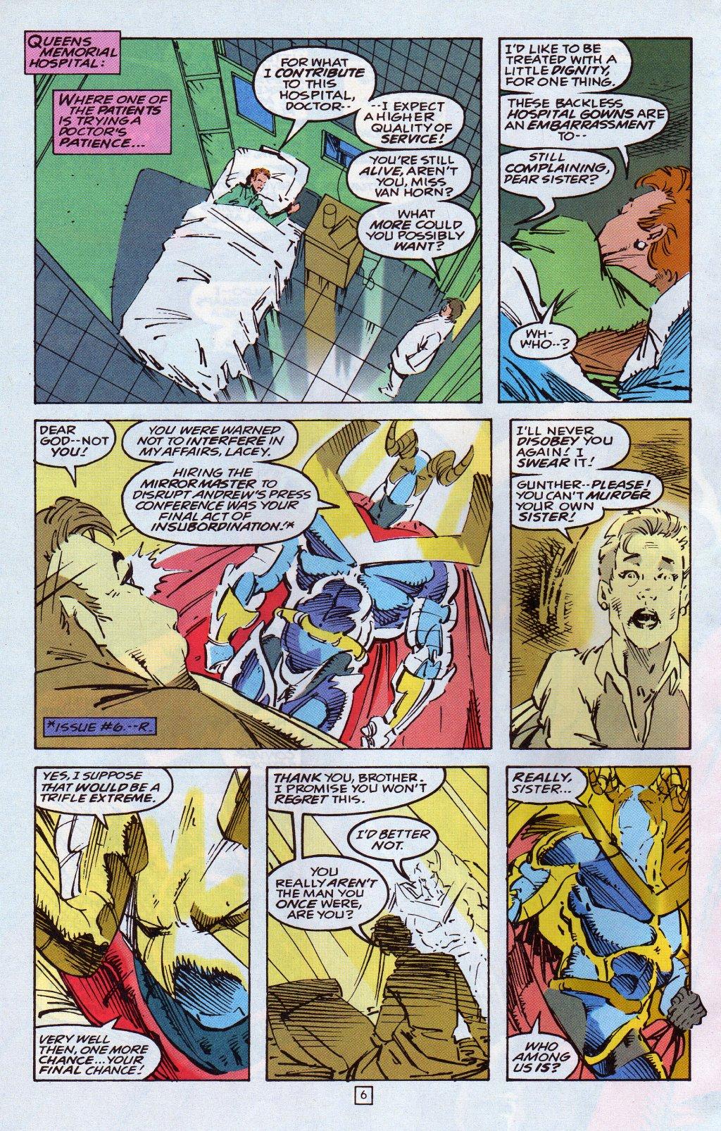 Read online Gunfire comic -  Issue #8 - 7