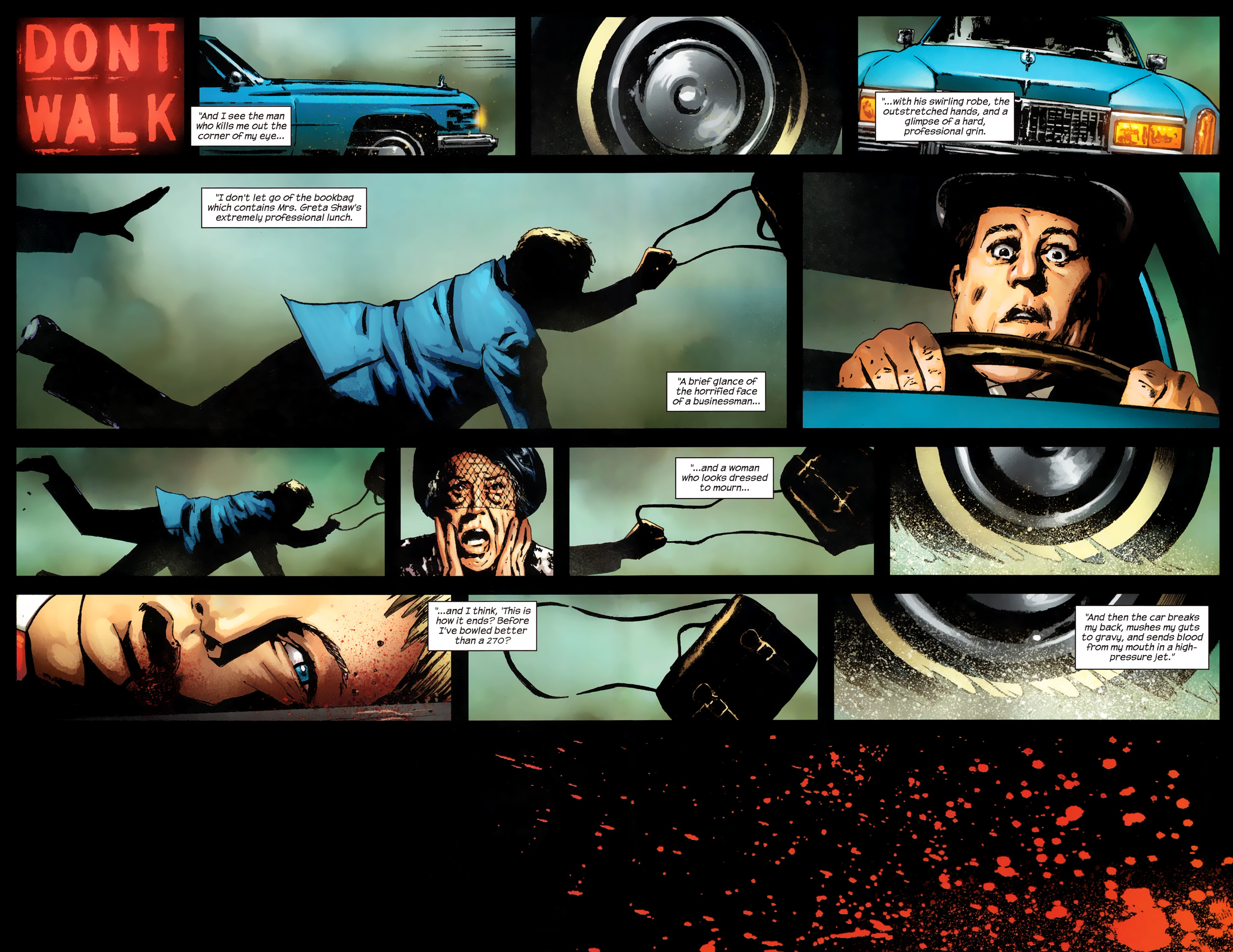 Read online Dark Tower: The Gunslinger - The Way Station comic -  Issue #2 - 19