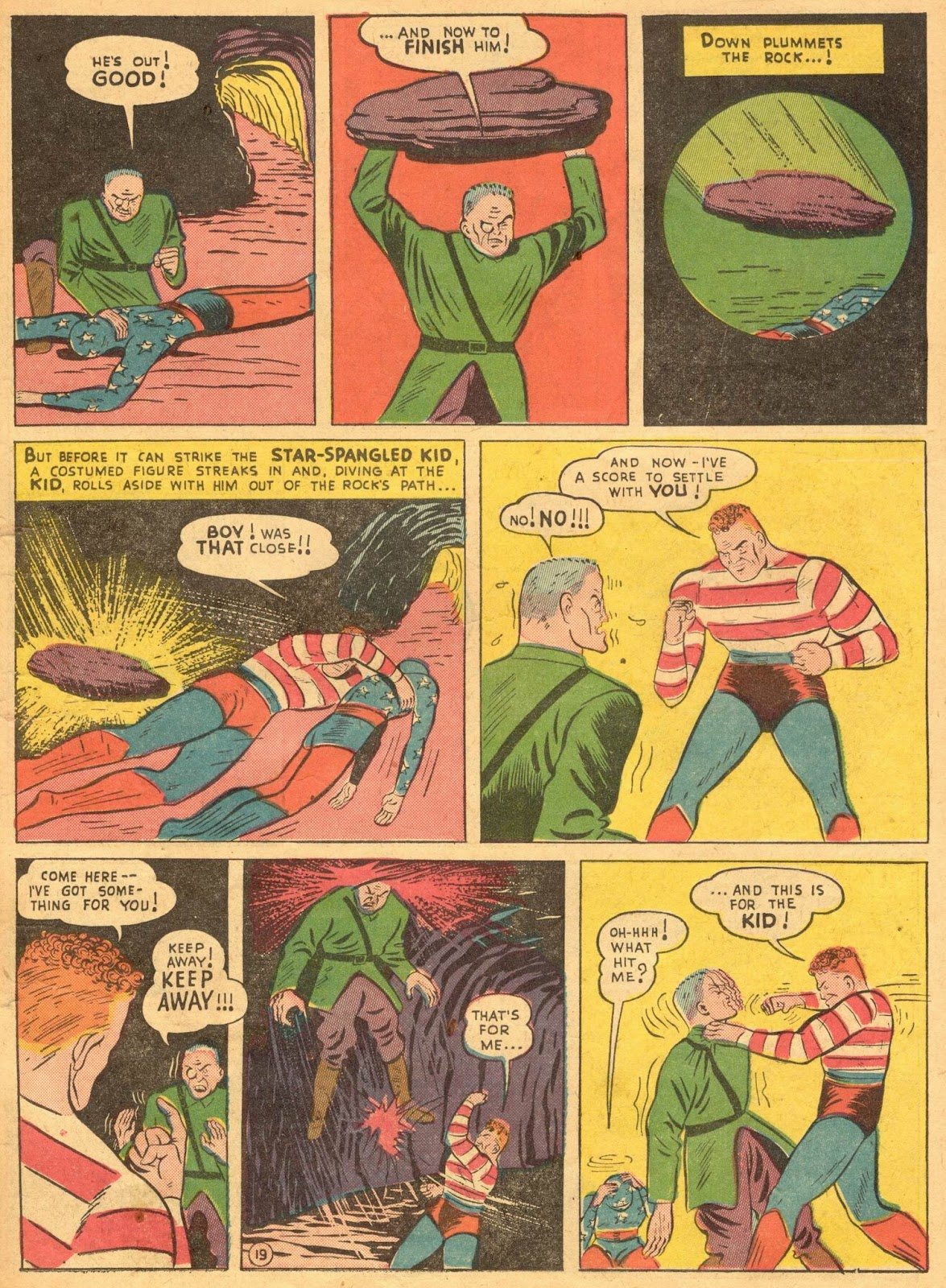 Star Spangled Comics (1941) issue 1 - Page 21