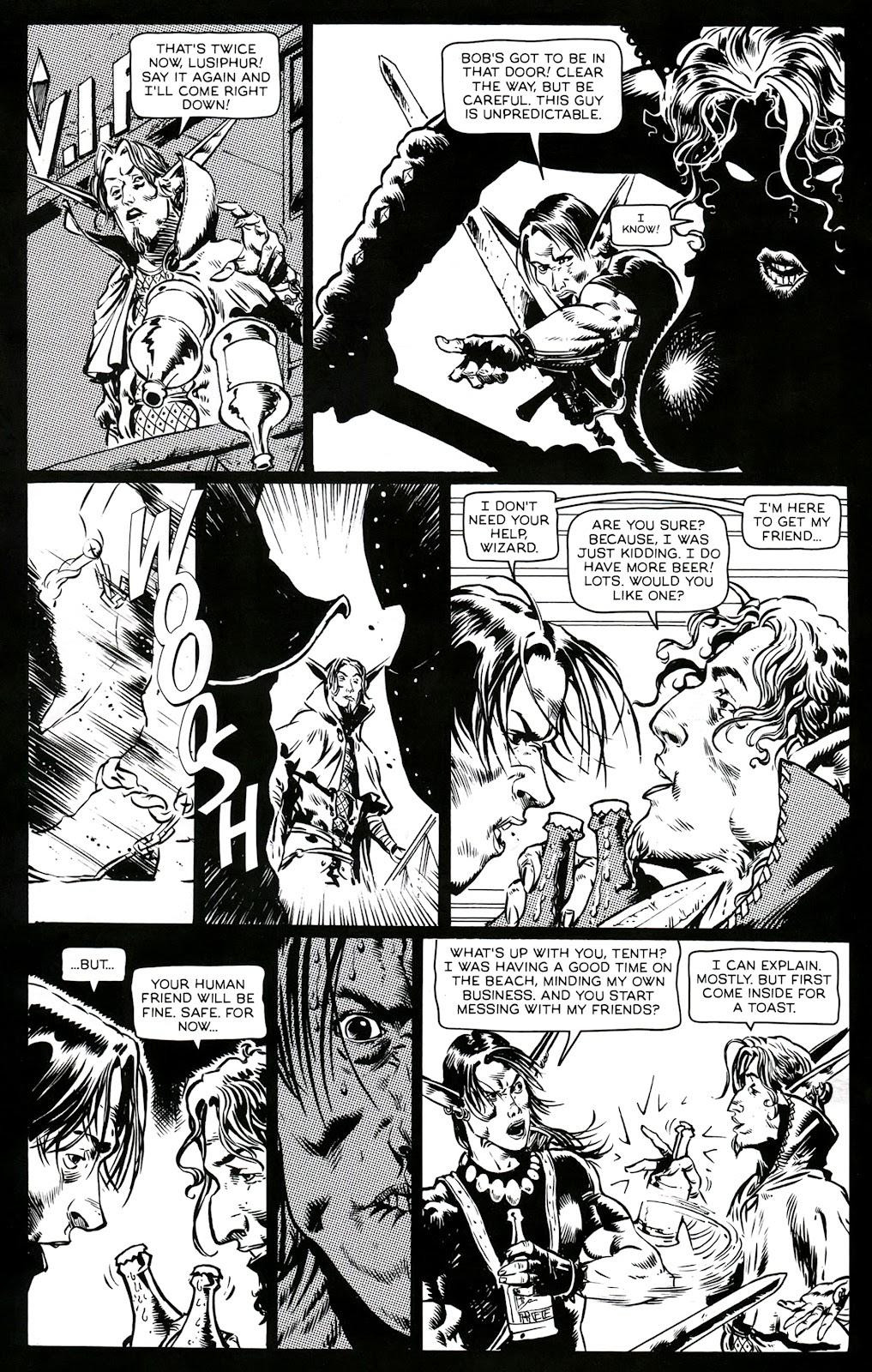 Read online Poison Elves (2013) comic -  Issue #3 - 14