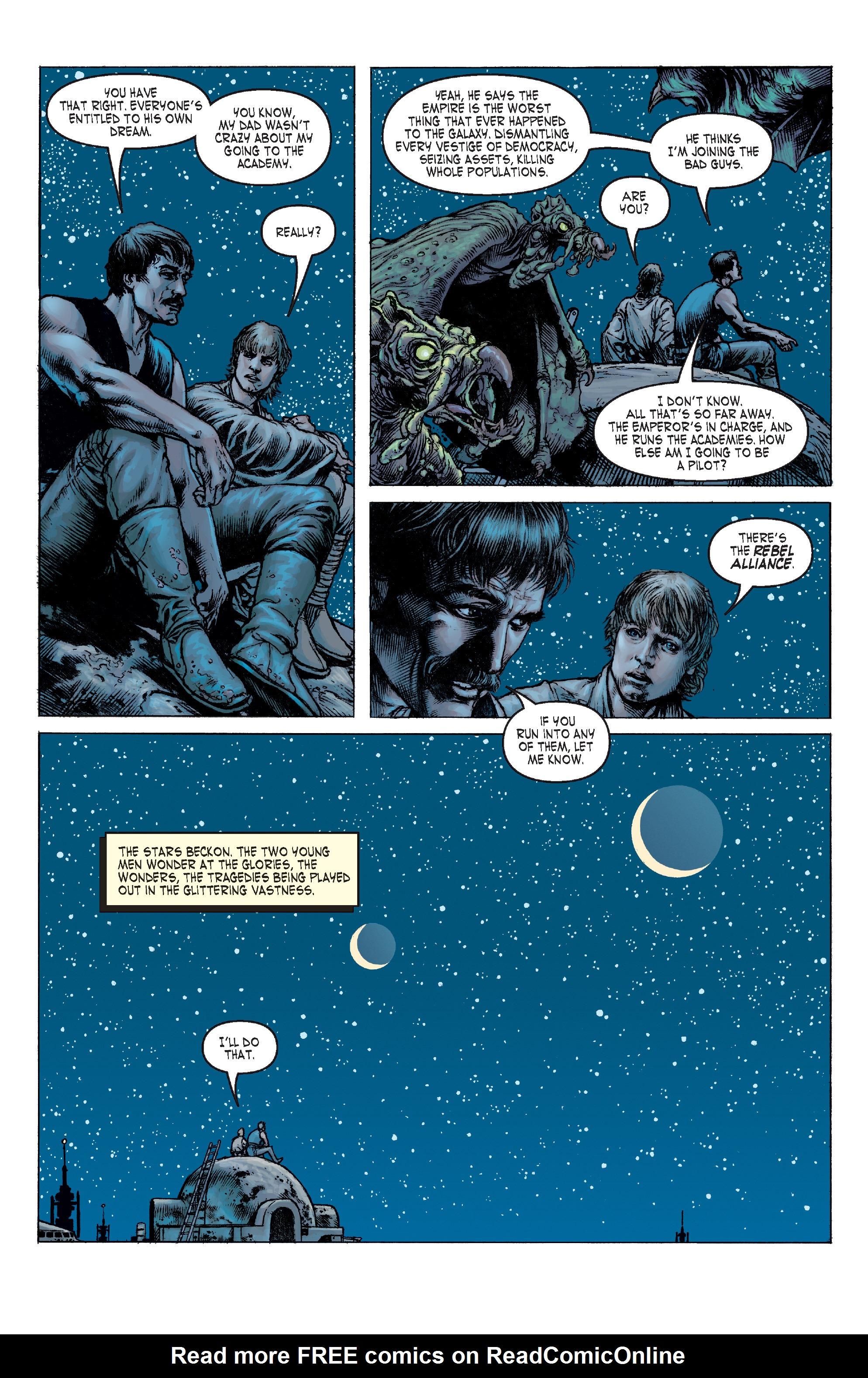 Read online Star Wars Omnibus comic -  Issue # Vol. 22 - 29