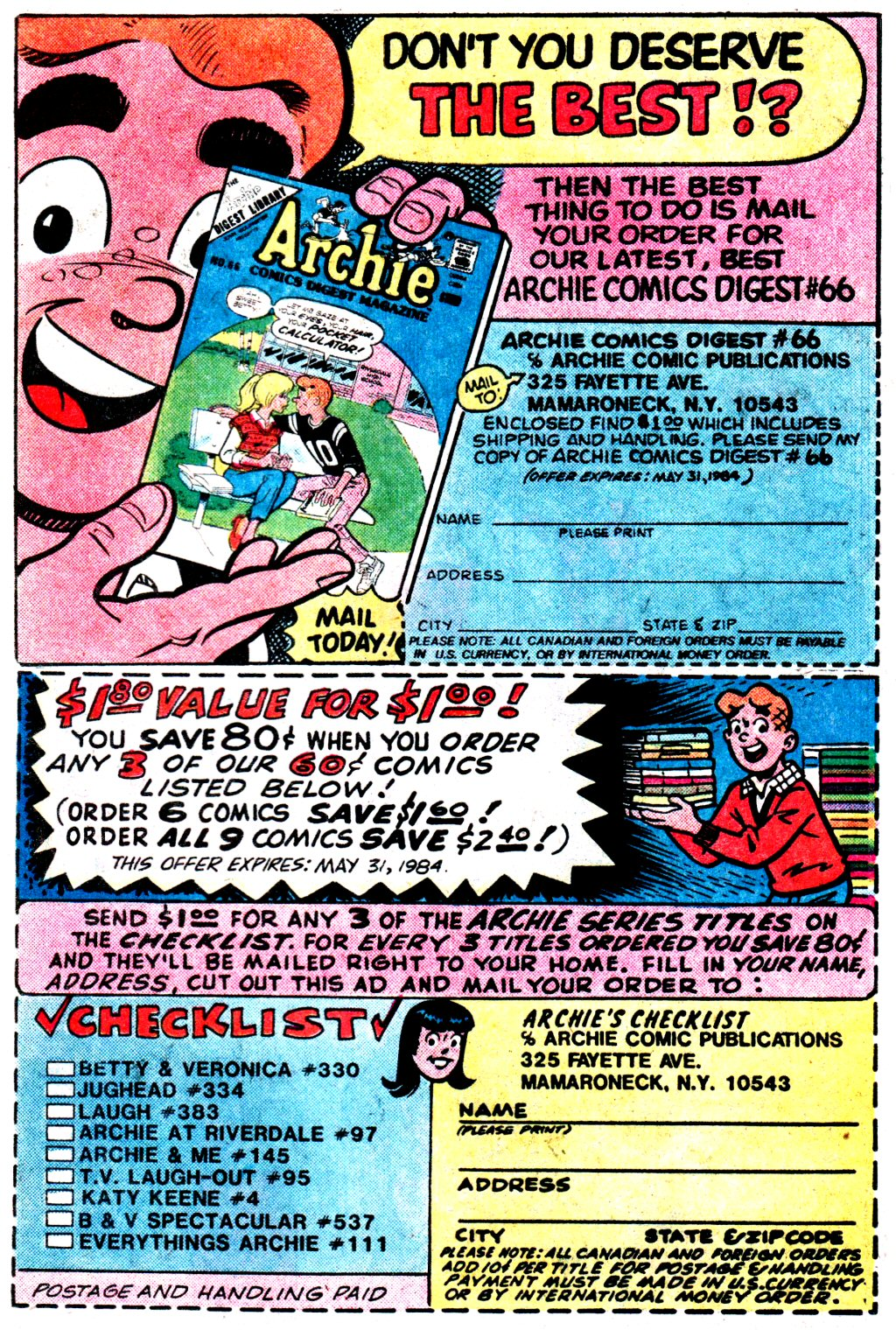 Read online Archie (1960) comic -  Issue #329 - 19