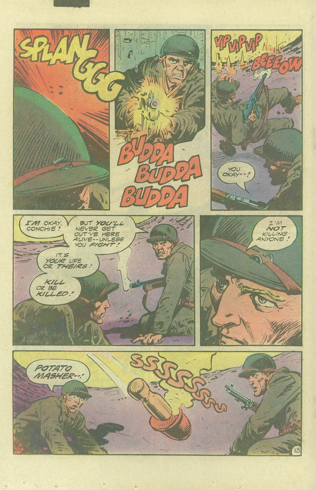 Sgt. Rock issue 387 - Page 17