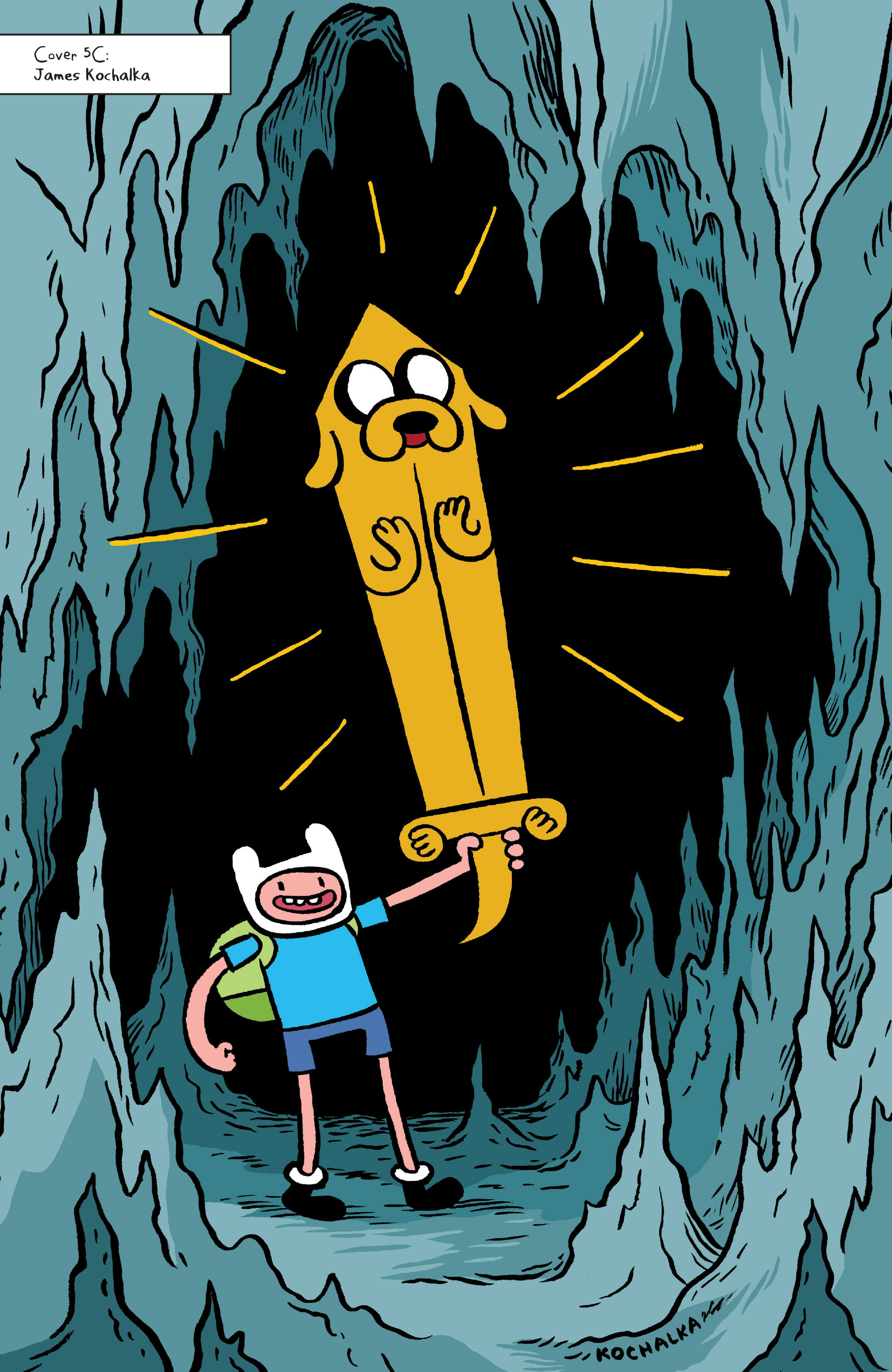 Read online Adventure Time comic -  Issue #Adventure Time _TPB 2 - 96