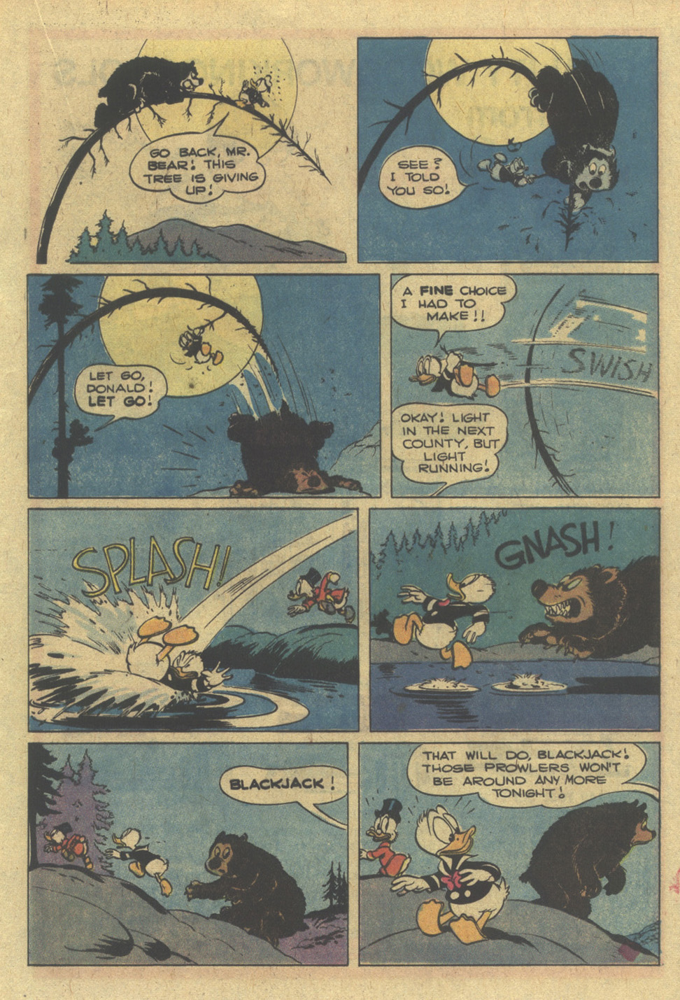 Read online Uncle Scrooge (1953) comic -  Issue #142 - 17