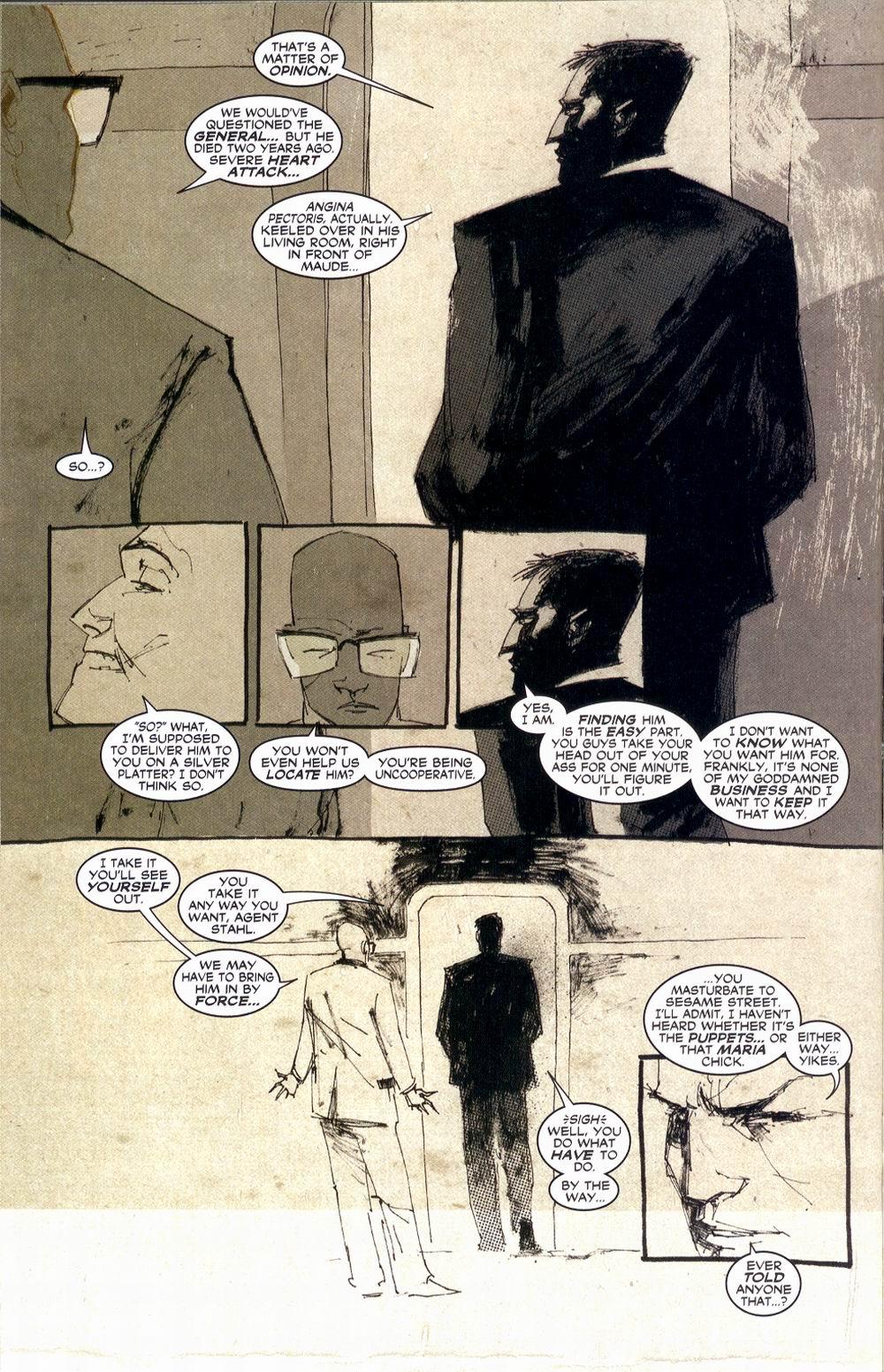 Read online Automatic Kafka comic -  Issue #2 - 12