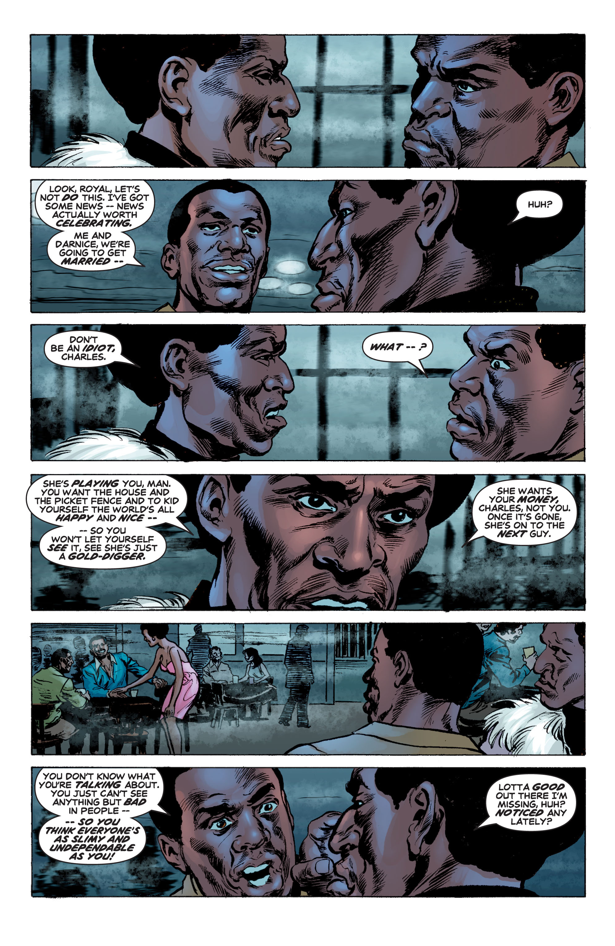 Read online Astro City: Dark Age/Book One comic -  Issue #2 - 12