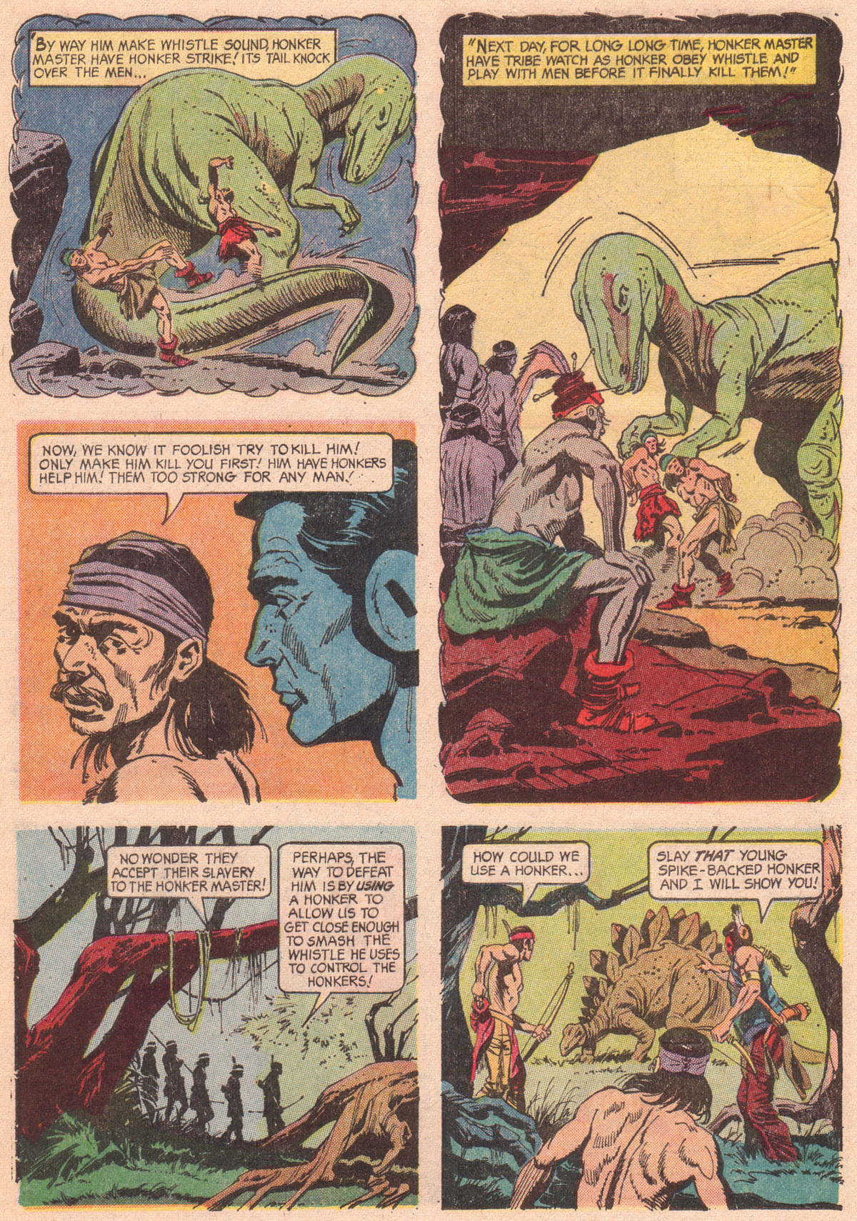 Read online Turok, Son of Stone comic -  Issue #56 - 9