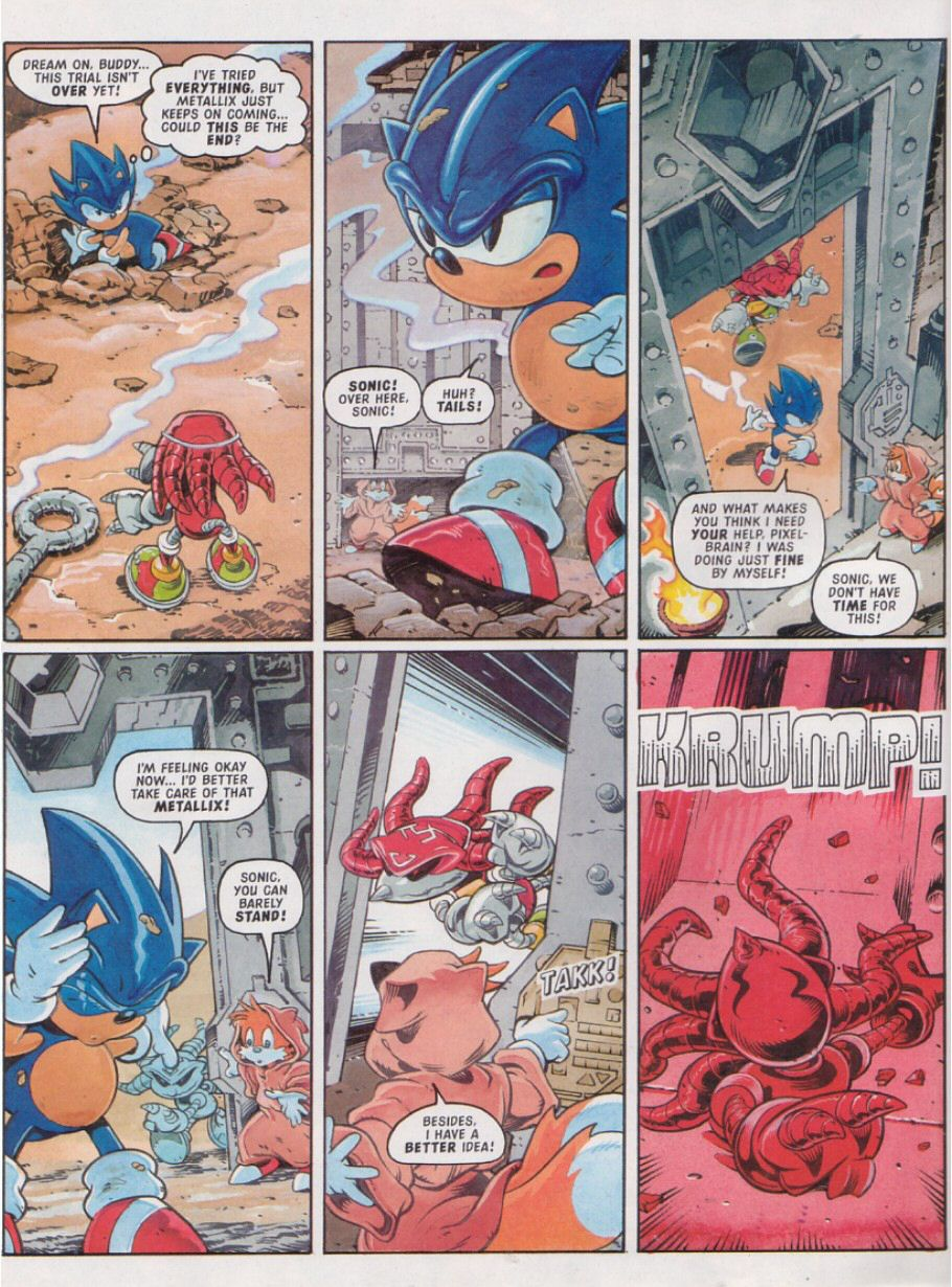 Read online Sonic the Comic comic -  Issue #111 - 5