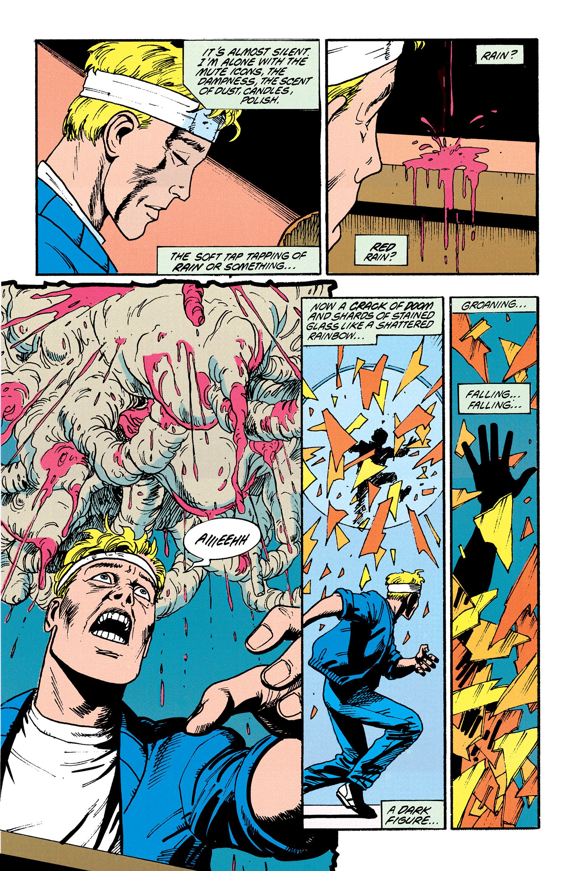 Read online Animal Man (1988) comic -  Issue #29 - 24