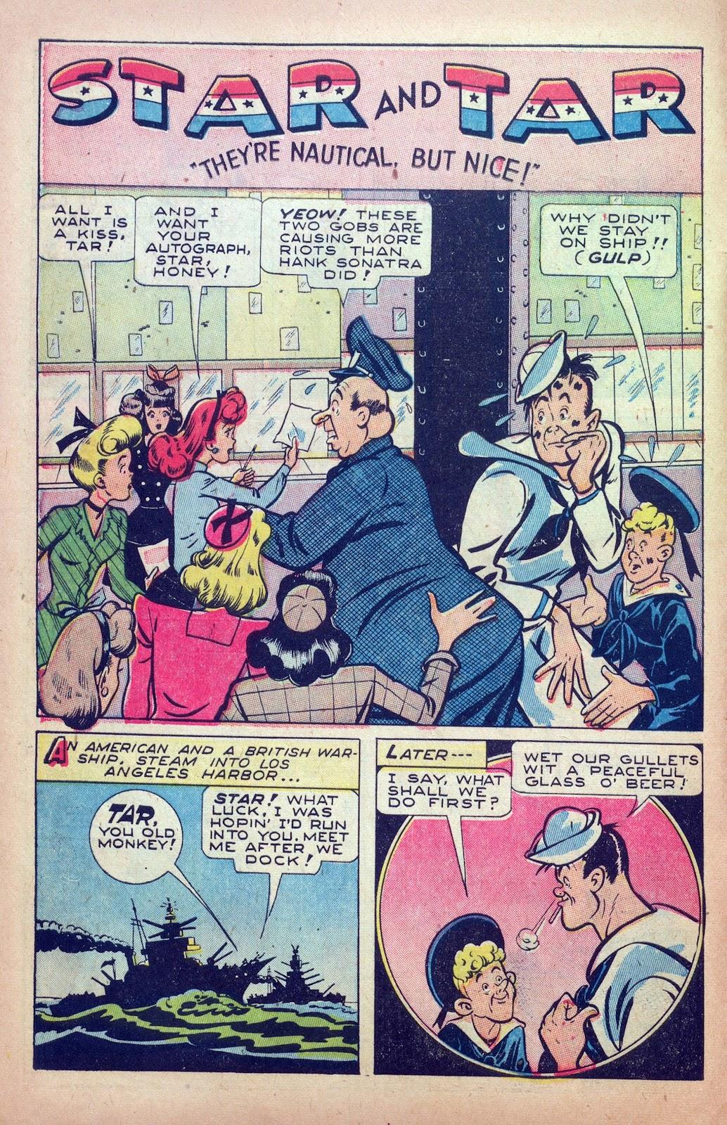 Read online Joker Comics comic -  Issue #21 - 10
