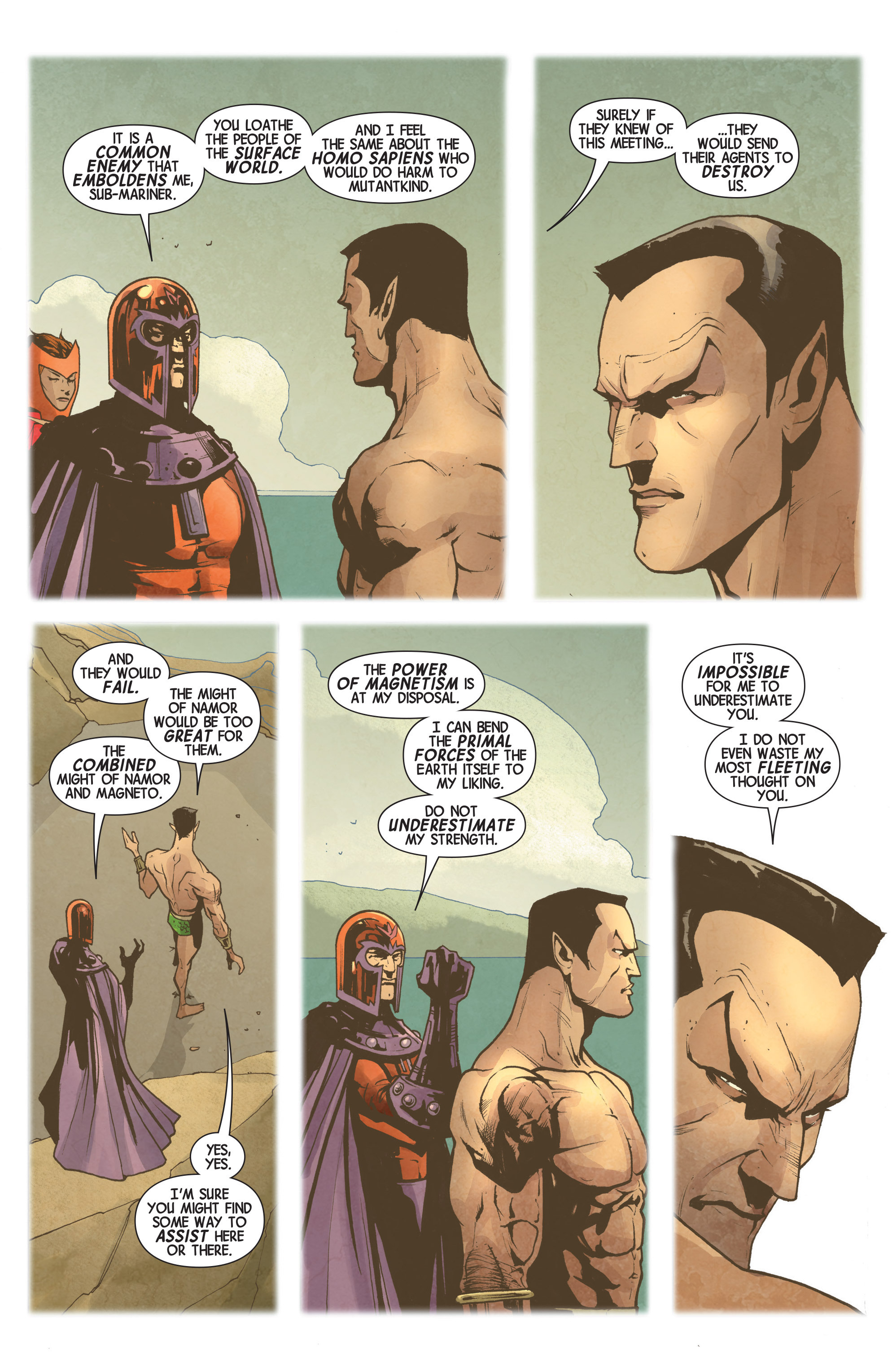 Read online Secret Wars: Last Days of the Marvel Universe comic -  Issue # TPB (Part 1) - 138