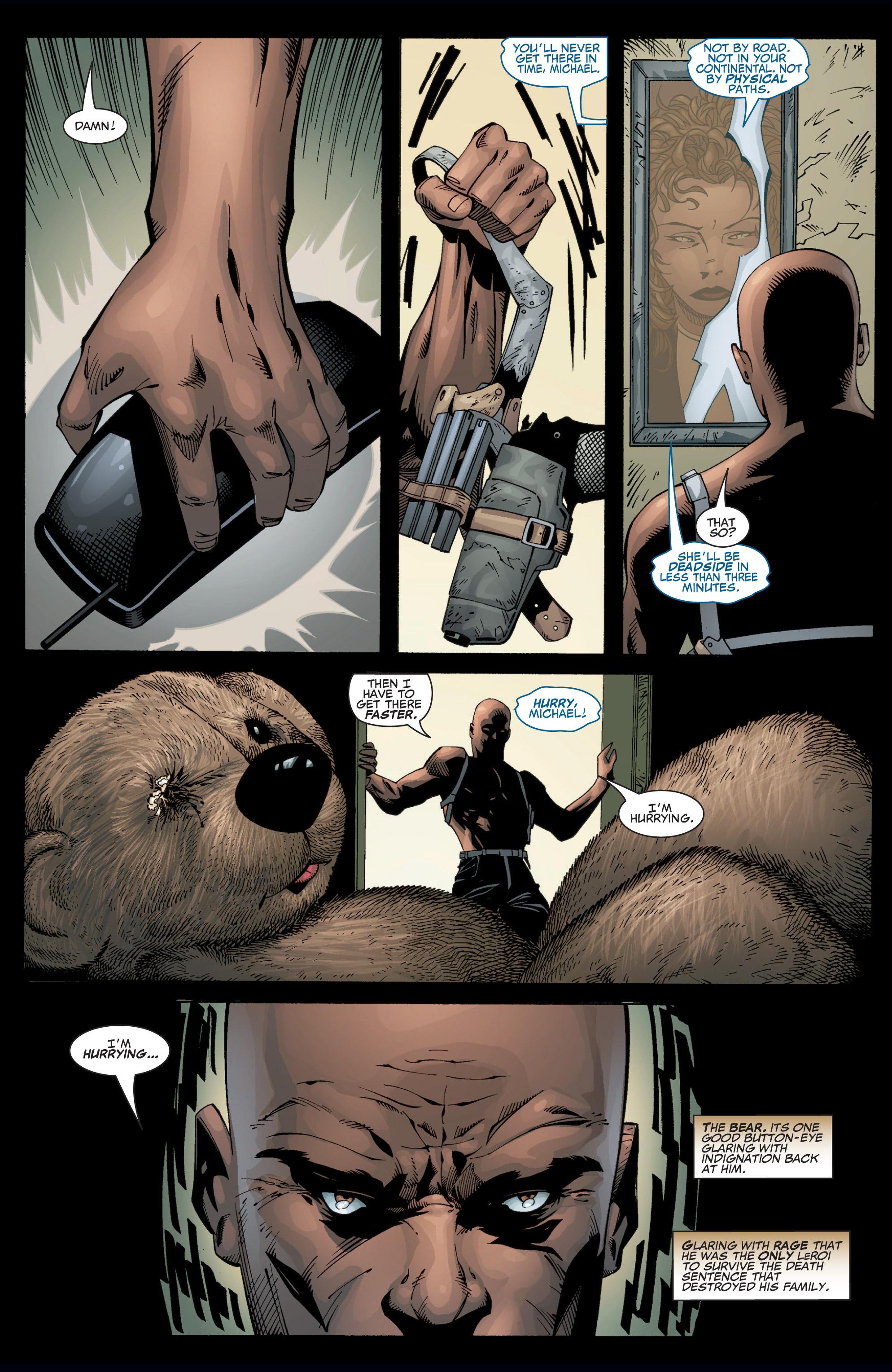 Read online Shadowman (1999) comic -  Issue #1 - 32