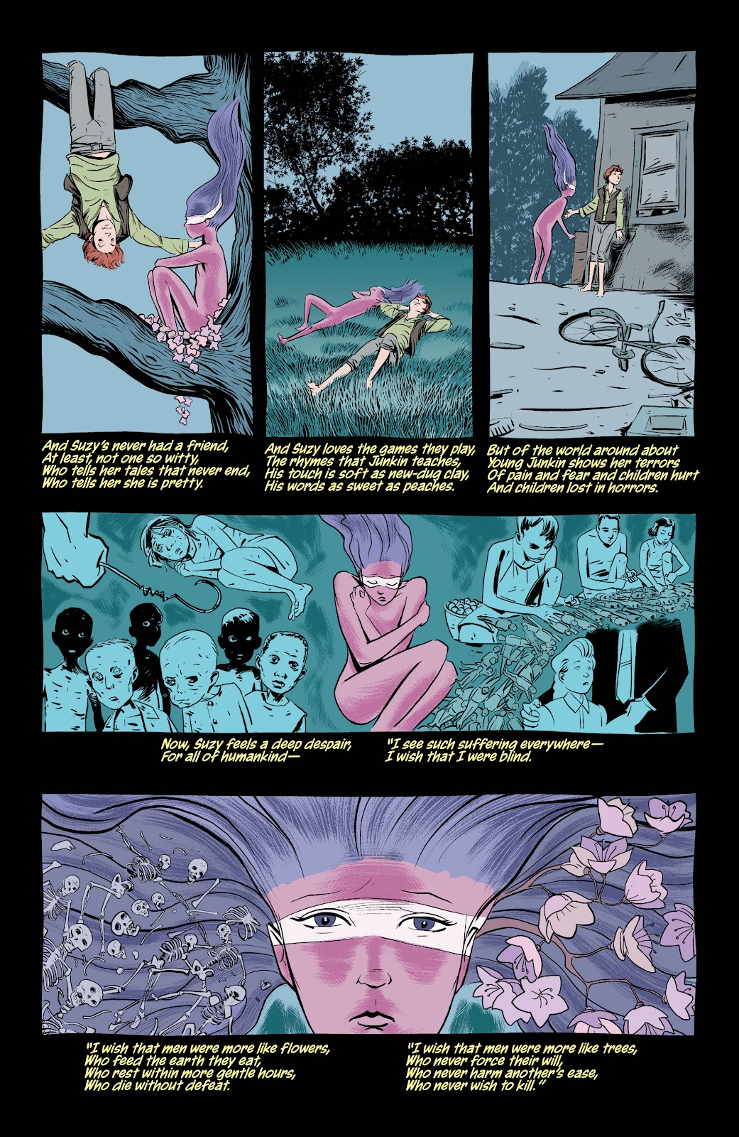 Read online The Children's Crusade comic -  Issue # _TPB (Part 1) - 74