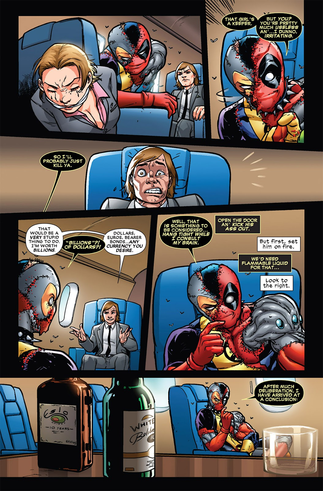 Read online Deadpool (2008) comic -  Issue #45 - 8