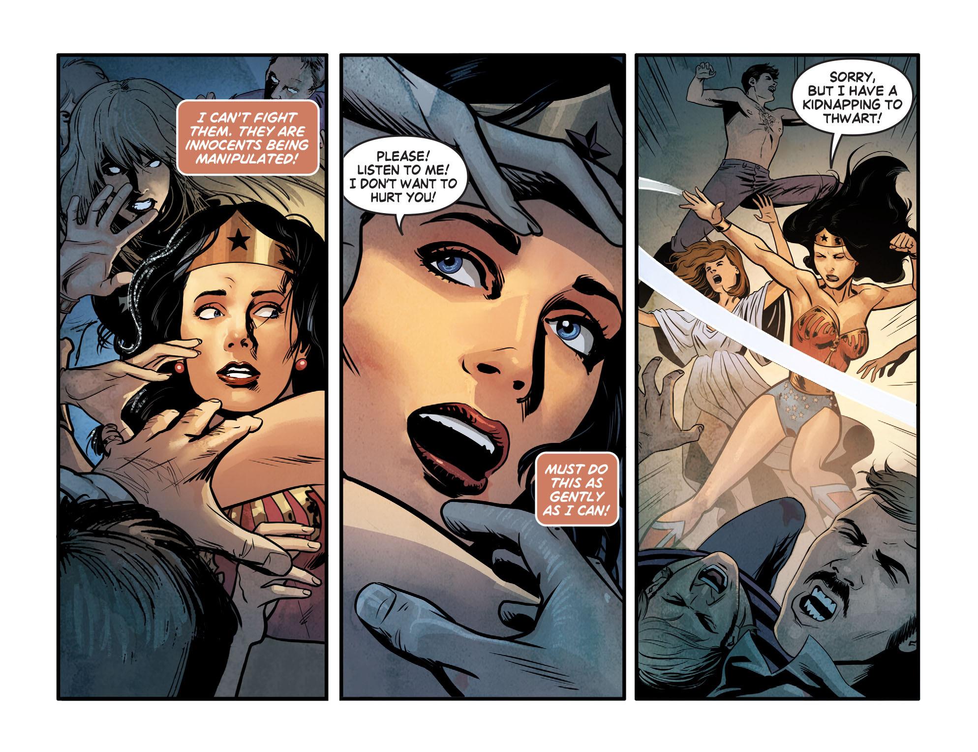 Read online Wonder Woman '77 [I] comic -  Issue #2 - 21