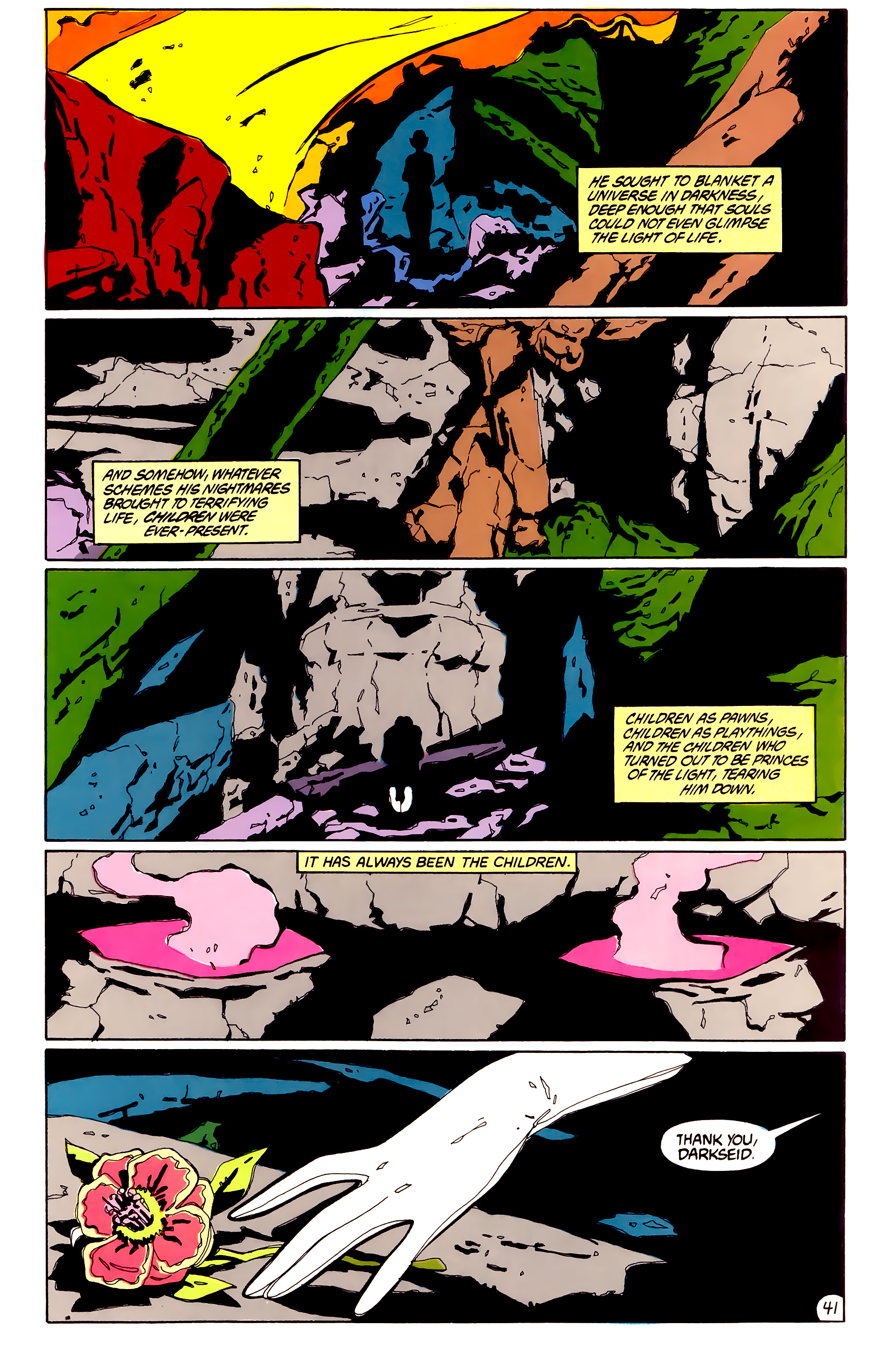 Legion of Super-Heroes (1984) _Annual_2 Page 42