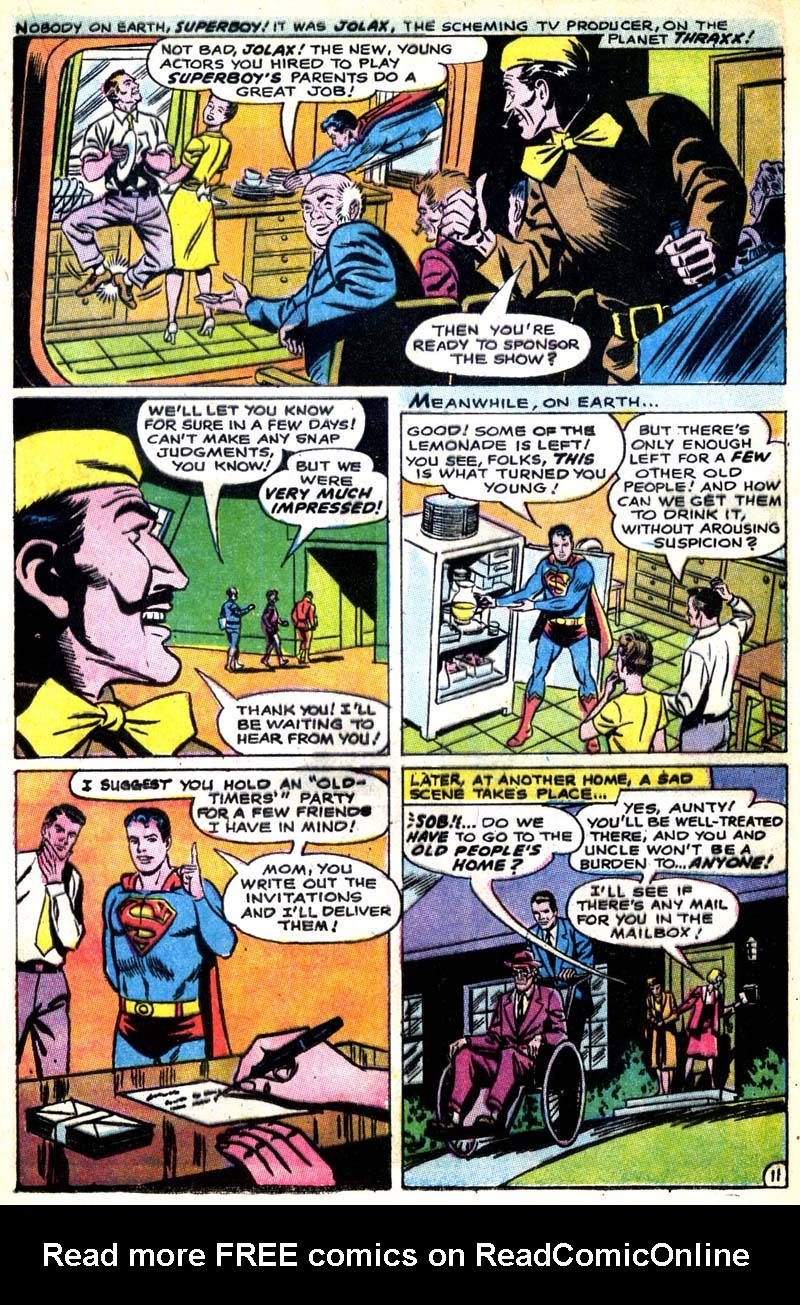 Superboy (1949) issue 145 - Page 12