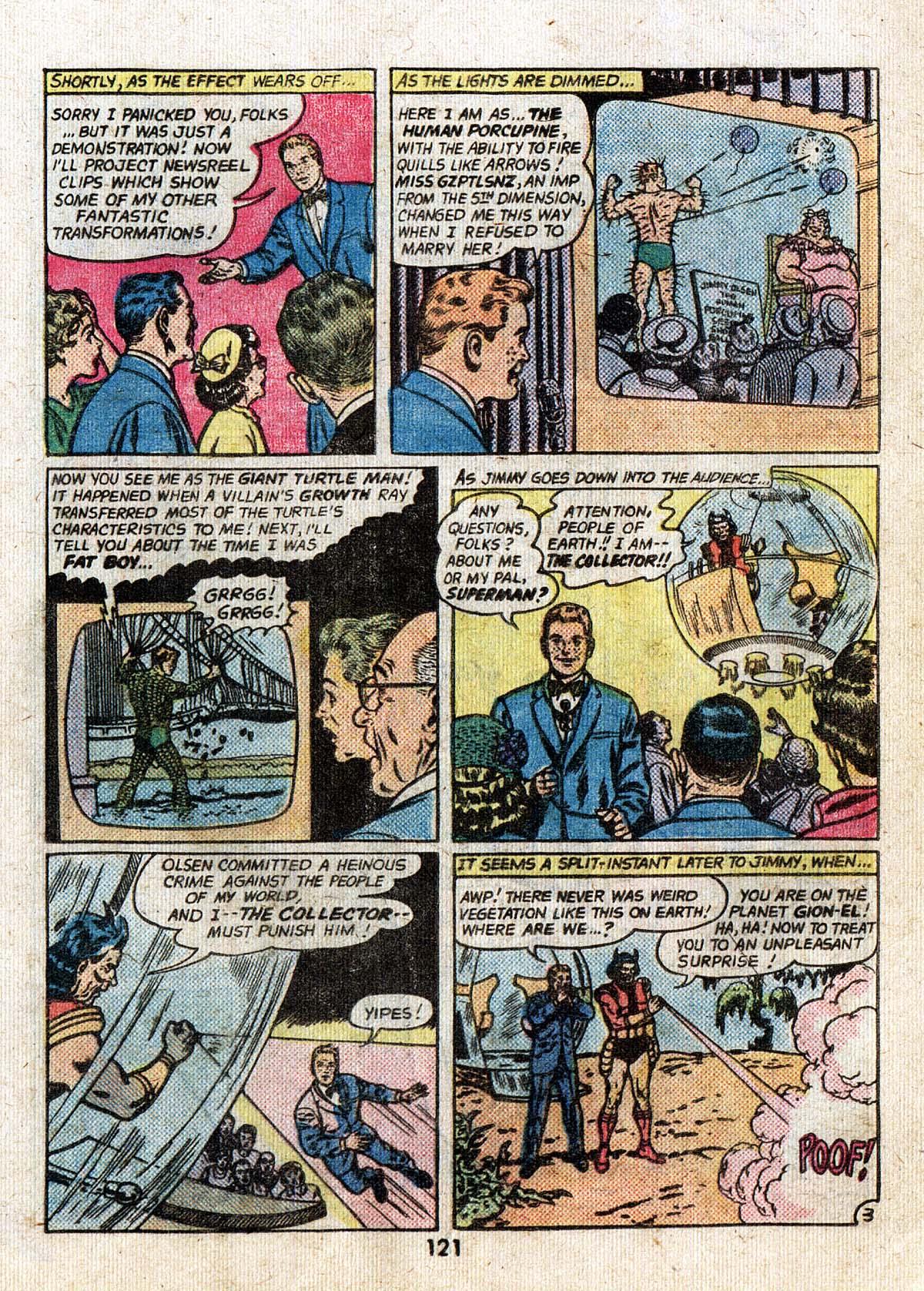 Read online Adventure Comics (1938) comic -  Issue #500 - 121