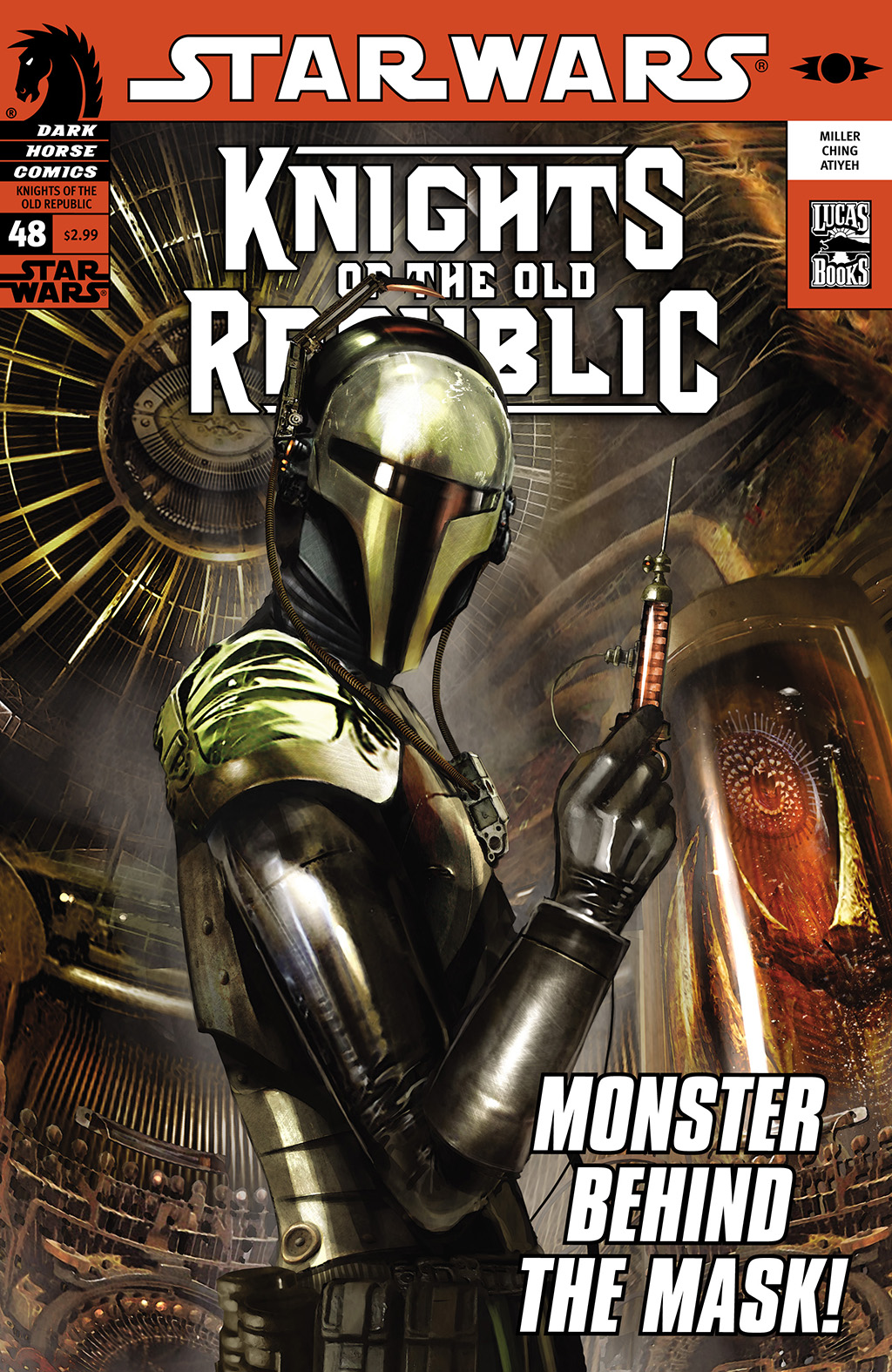 Star Wars: Knights Of The Old Republic issue 48 - Page 1