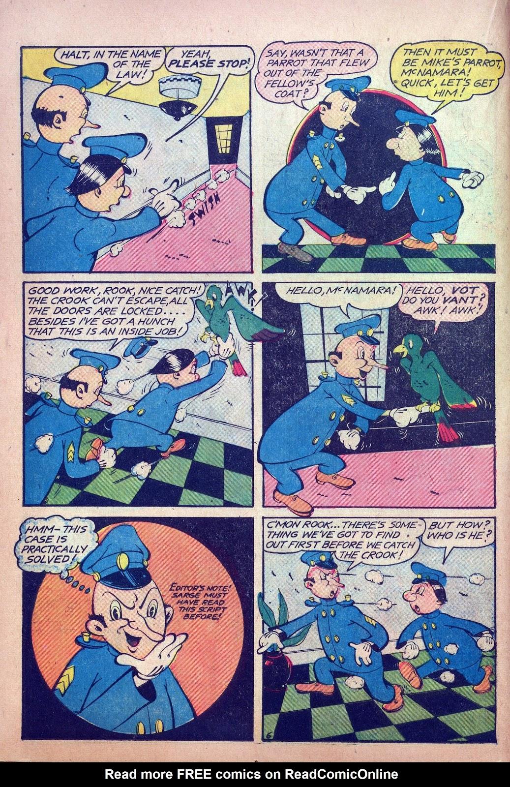 Read online Joker Comics comic -  Issue #12 - 26