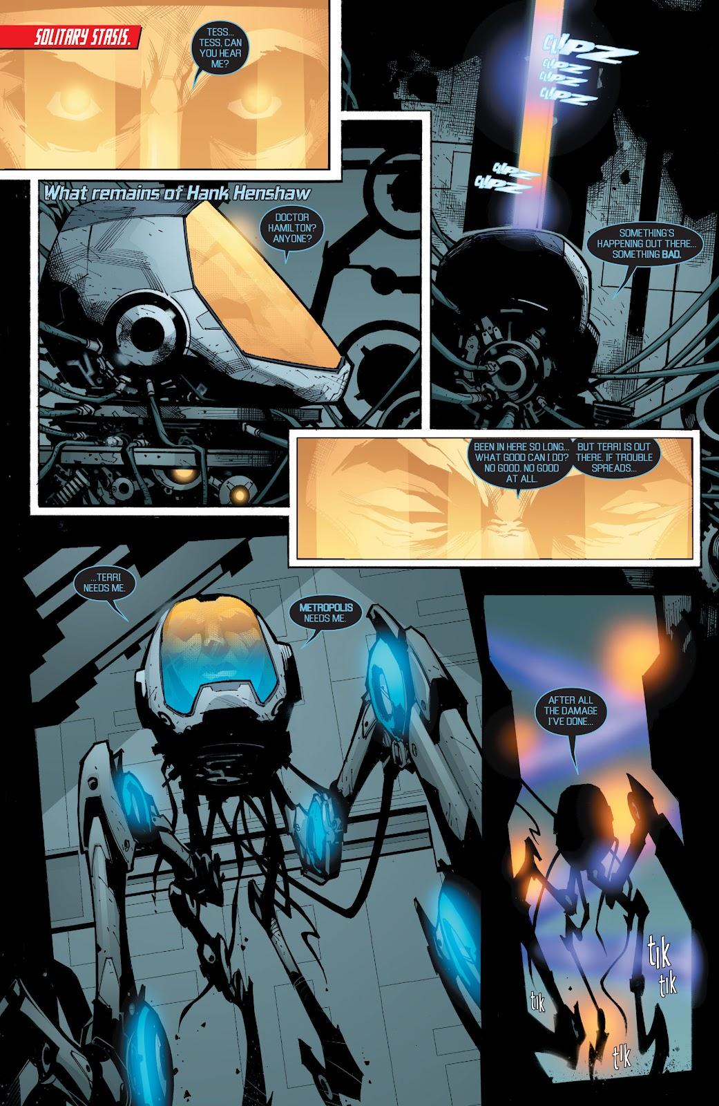 Read online Smallville Season 11 [II] comic -  Issue # TPB 8 - 93