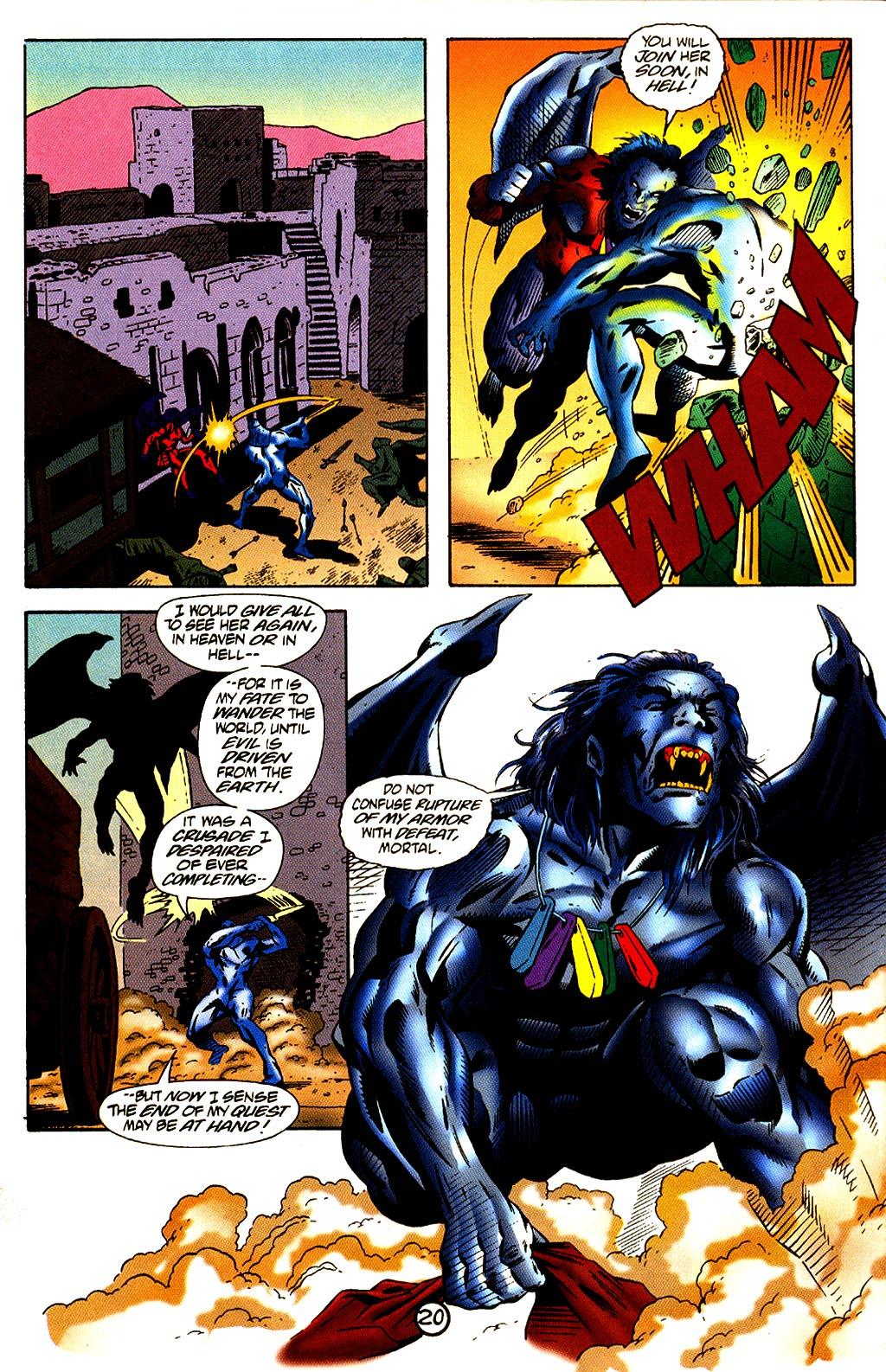 Read online Rune (1995) comic -  Issue #4 - 22