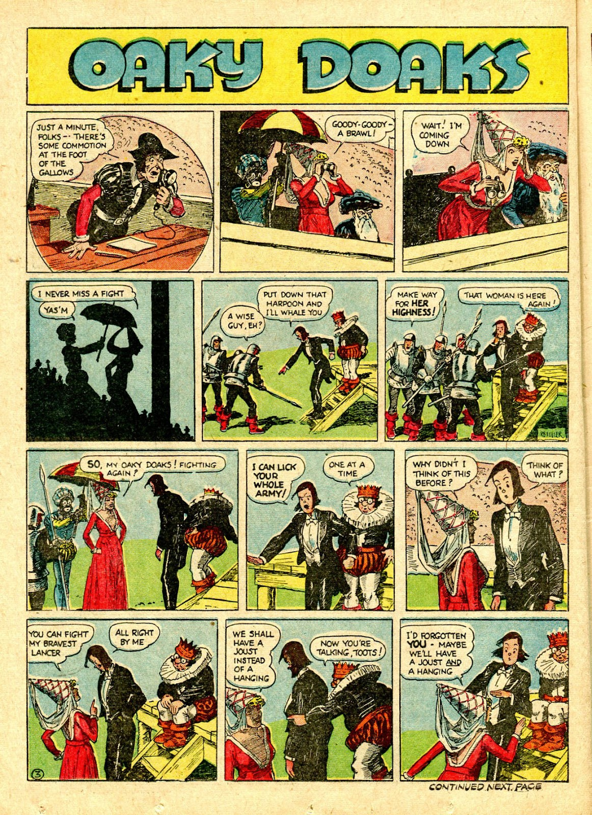 Read online Famous Funnies comic -  Issue #63 - 39