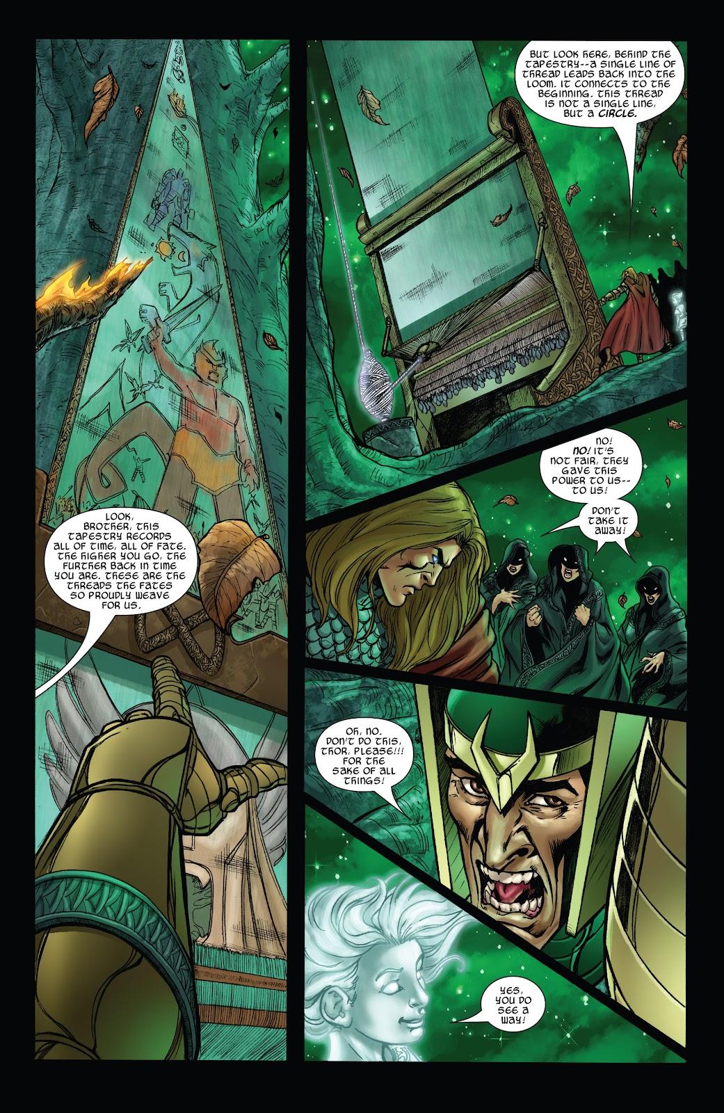 Read online Thor: Ragnaroks comic -  Issue # TPB (Part 3) - 56