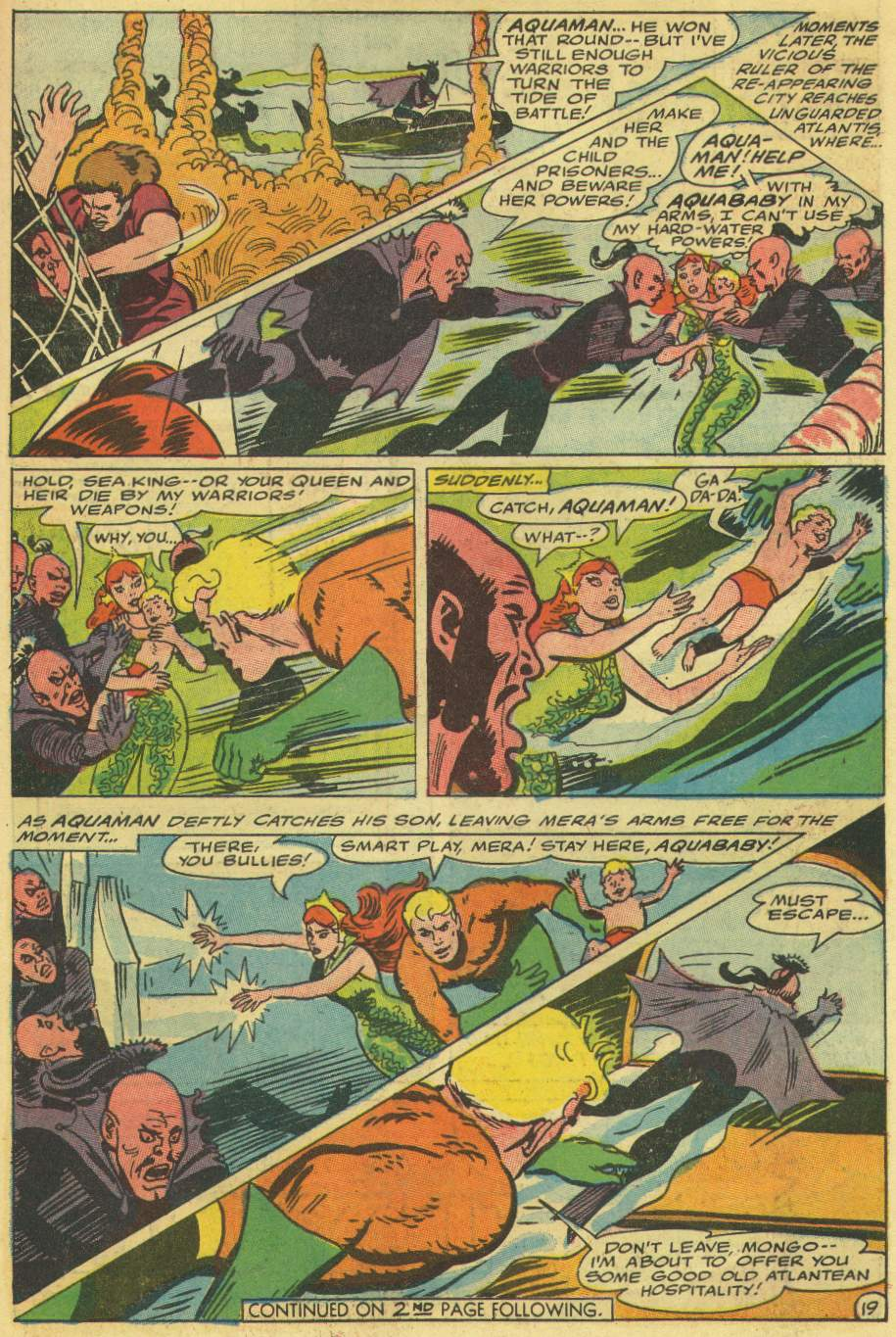 Aquaman (1962) Issue #30 #30 - English 27