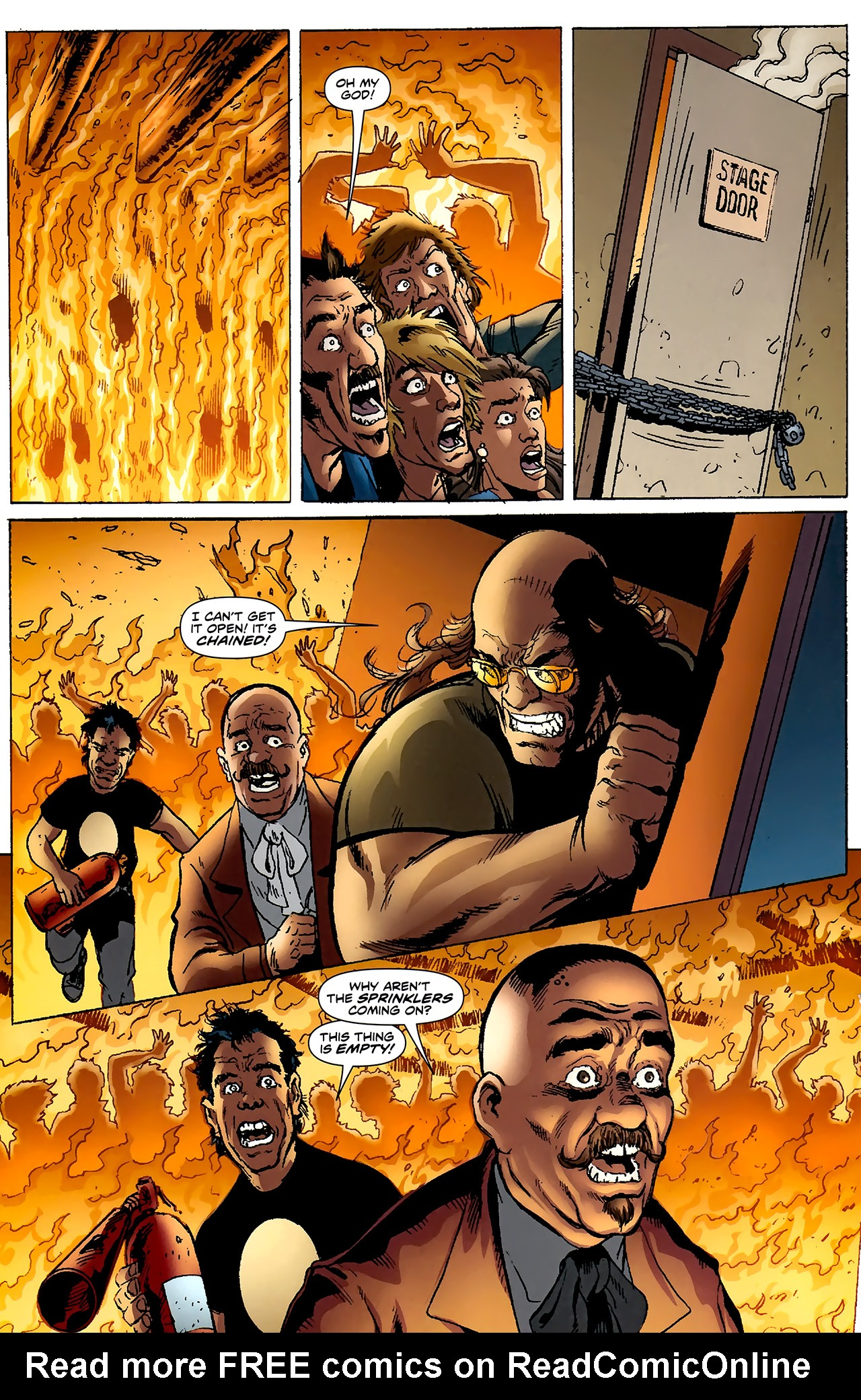 Read online ShadowHawk (2010) comic -  Issue #2 - 17