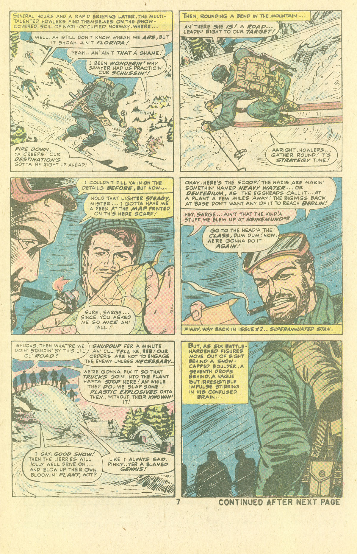 Read online Sgt. Fury comic -  Issue #134 - 9