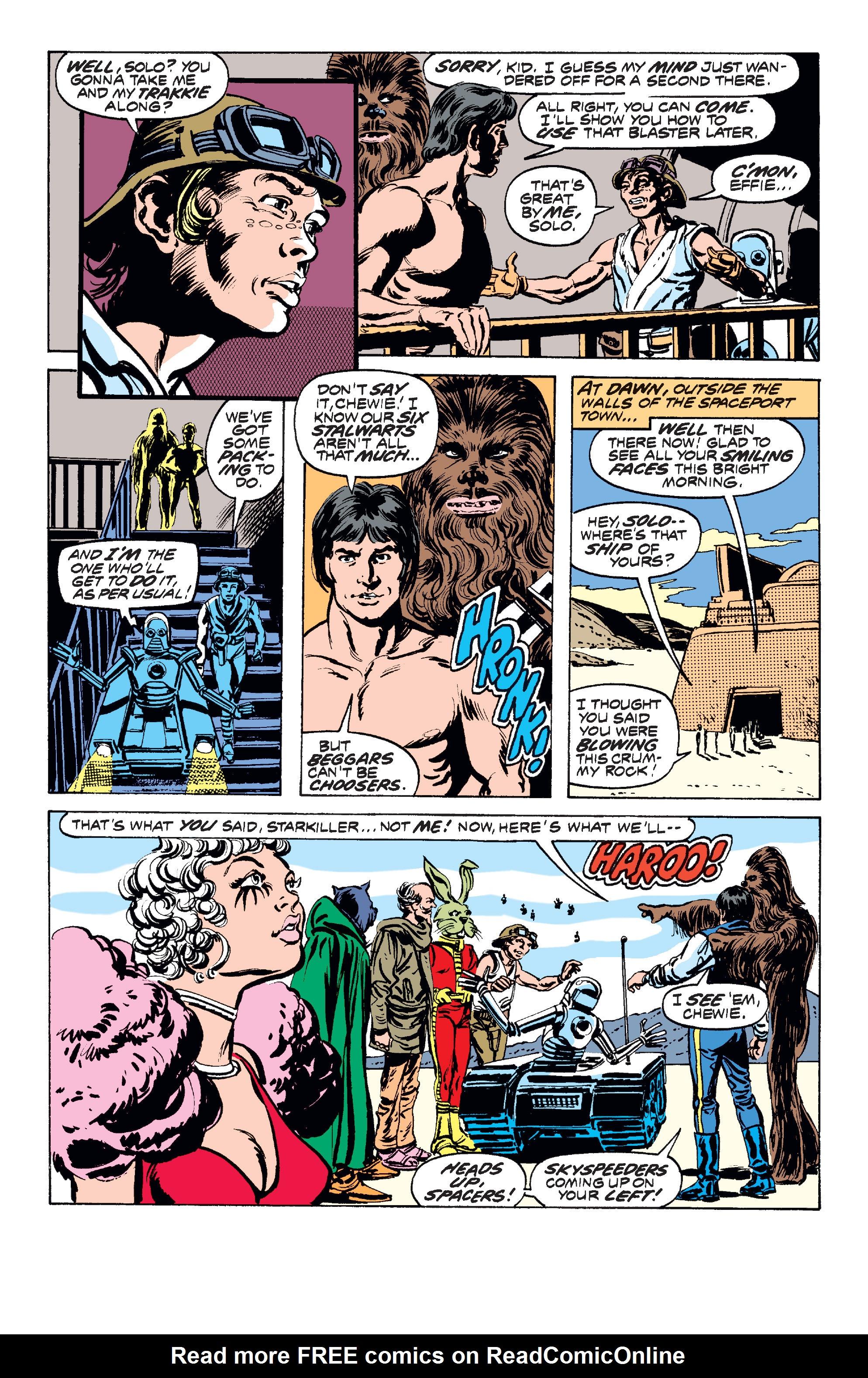 Read online Star Wars Omnibus comic -  Issue # Vol. 13 - 149