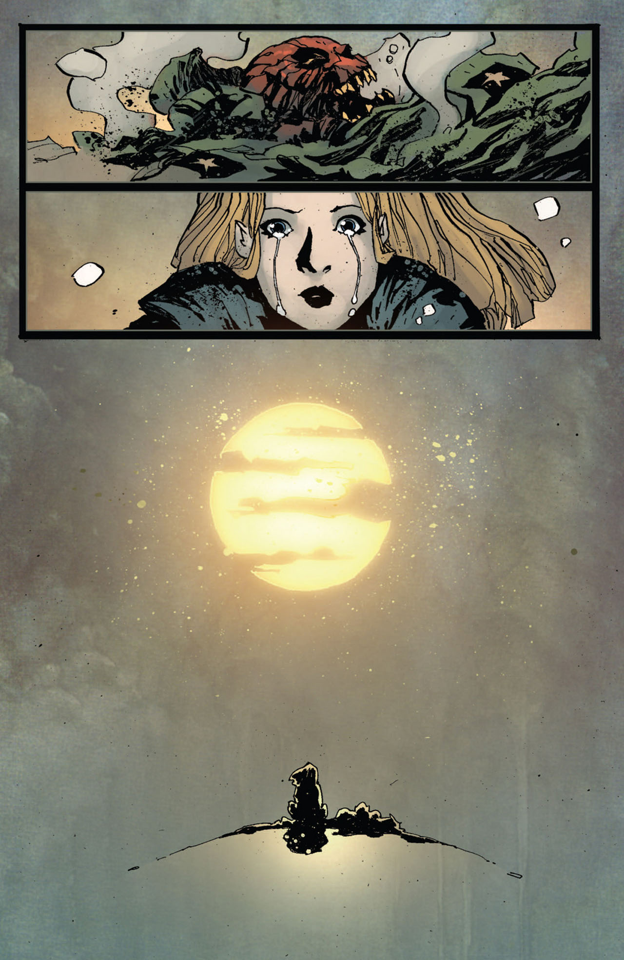 Read online 30 Days of Night (2011) comic -  Issue #12 - 5