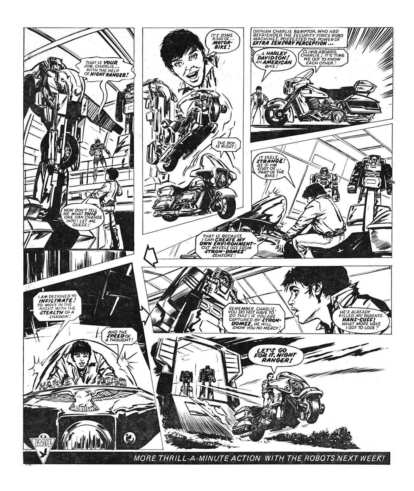 Read online Robo Machines comic -  Issue # TPB - 53